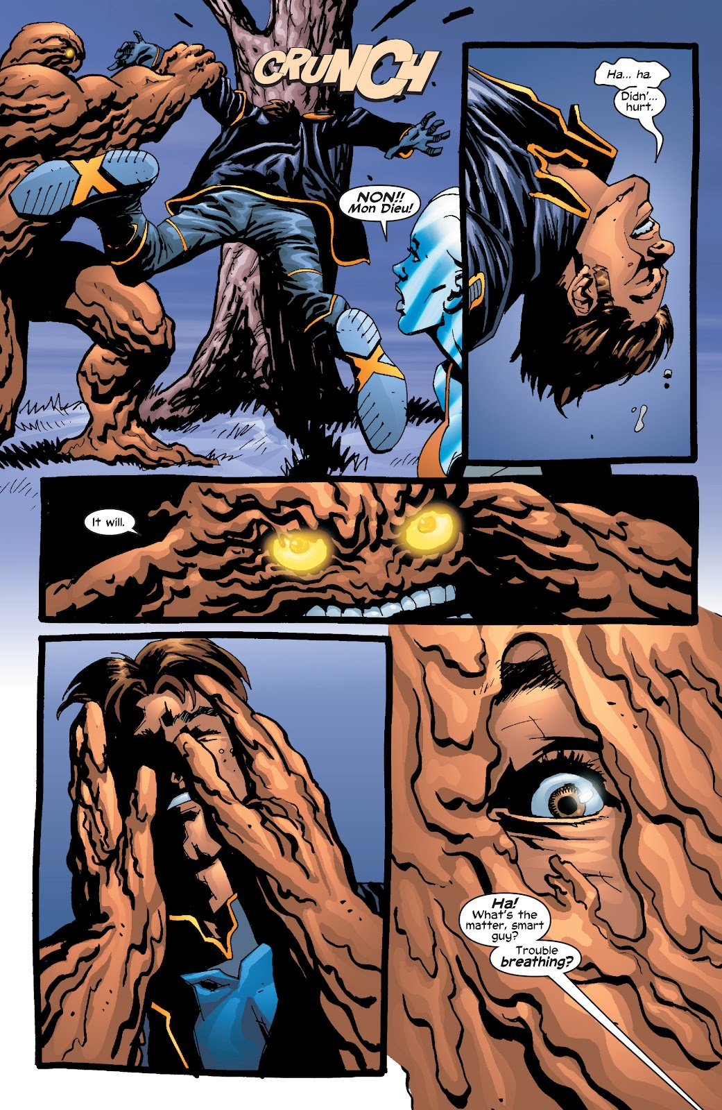 Read online X-Men: Unstoppable comic -  Issue # TPB (Part 2) - 41