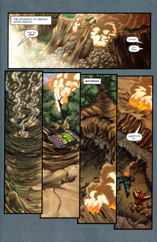Read online Transformers Armada comic -  Issue #16 - 3