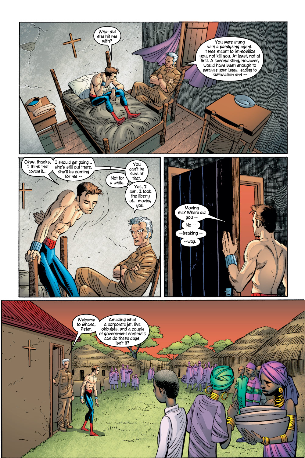 The Amazing Spider-Man (1999) 48 Page 7