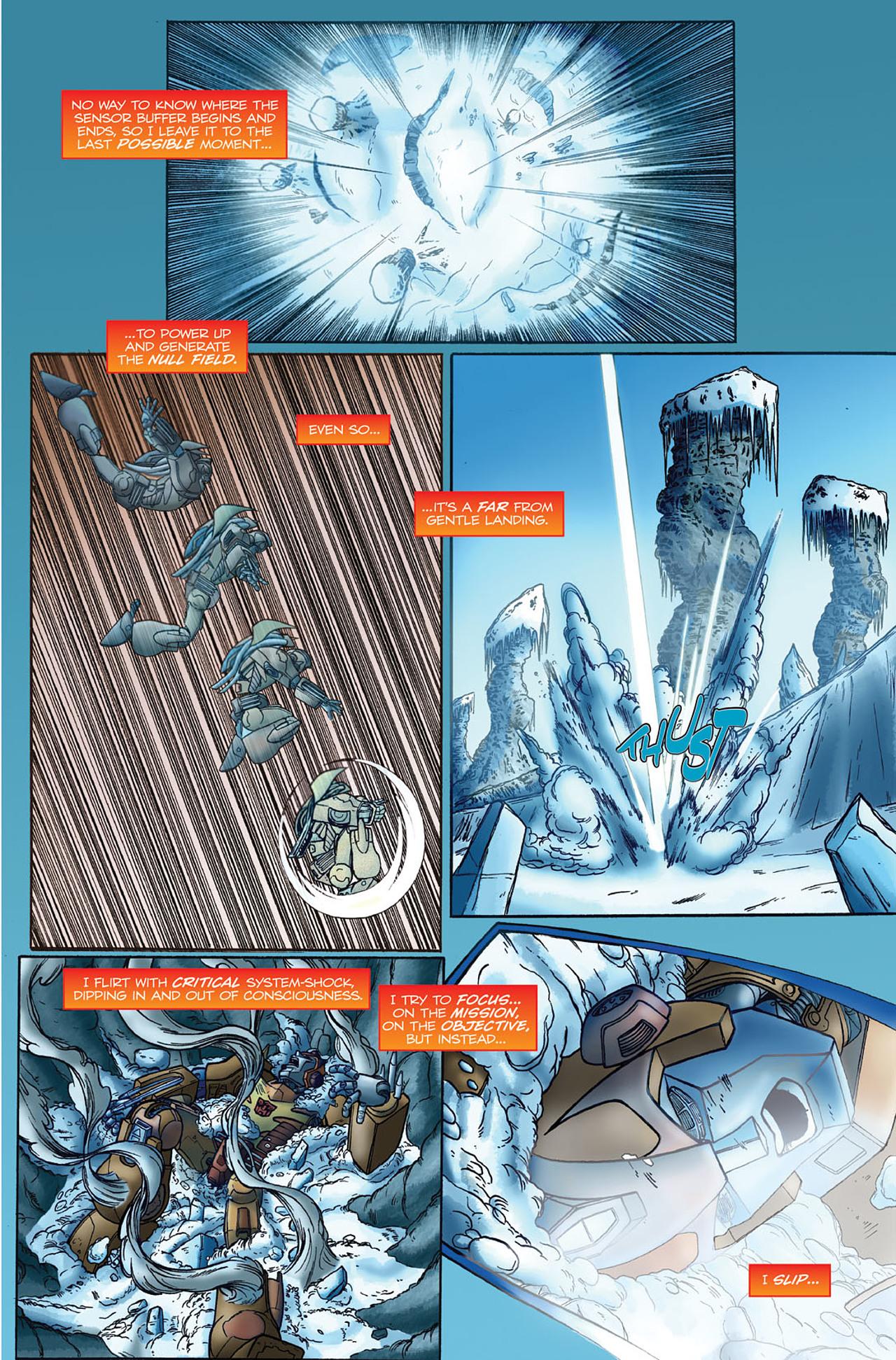 Read online Transformers Spotlight: Hot Rod comic -  Issue # Full - 5