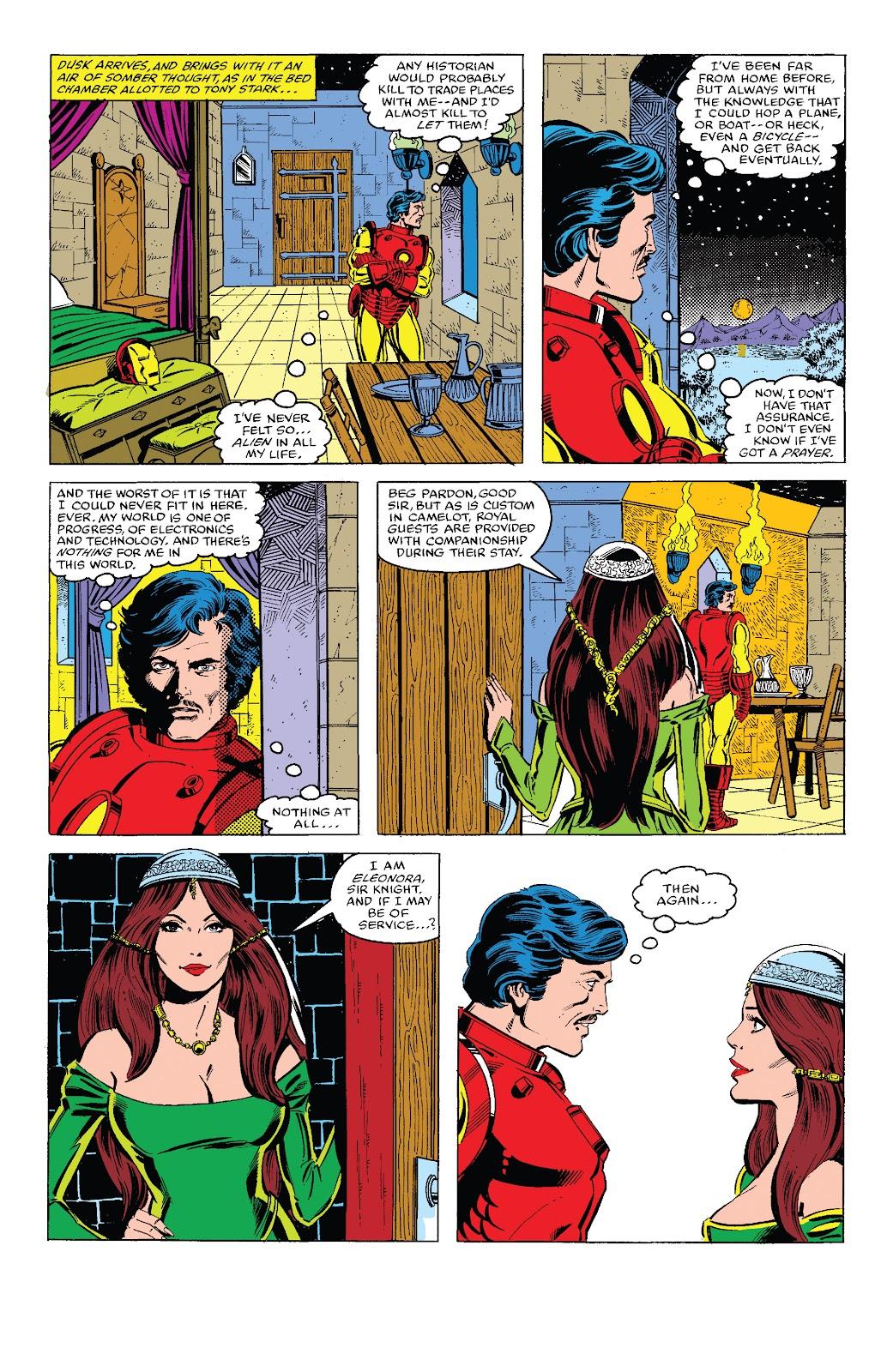 Read online Marvel Tales: Iron Man comic -  Issue # Full - 47