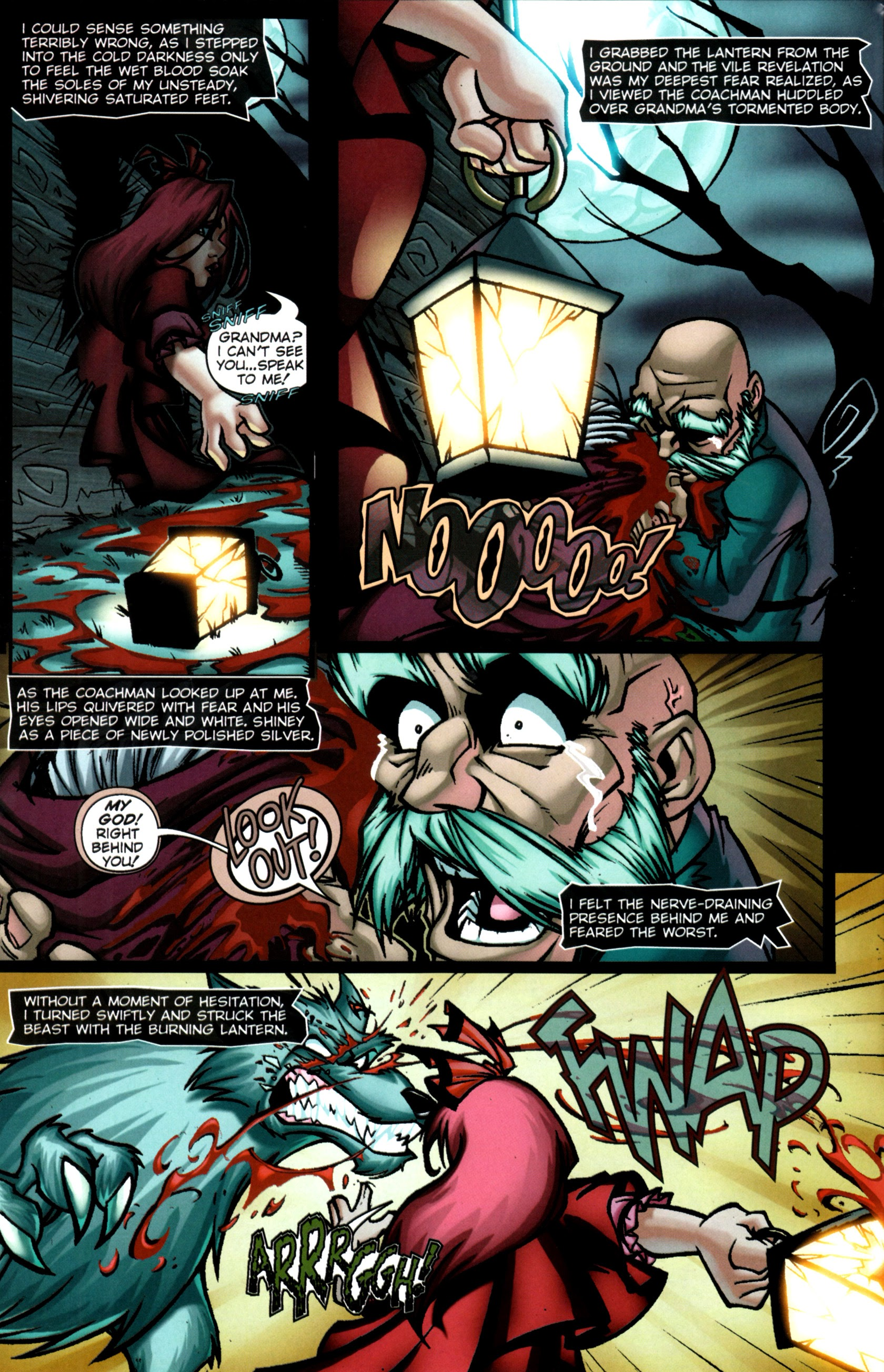 Read online Abiding Perdition comic -  Issue #1 - 10