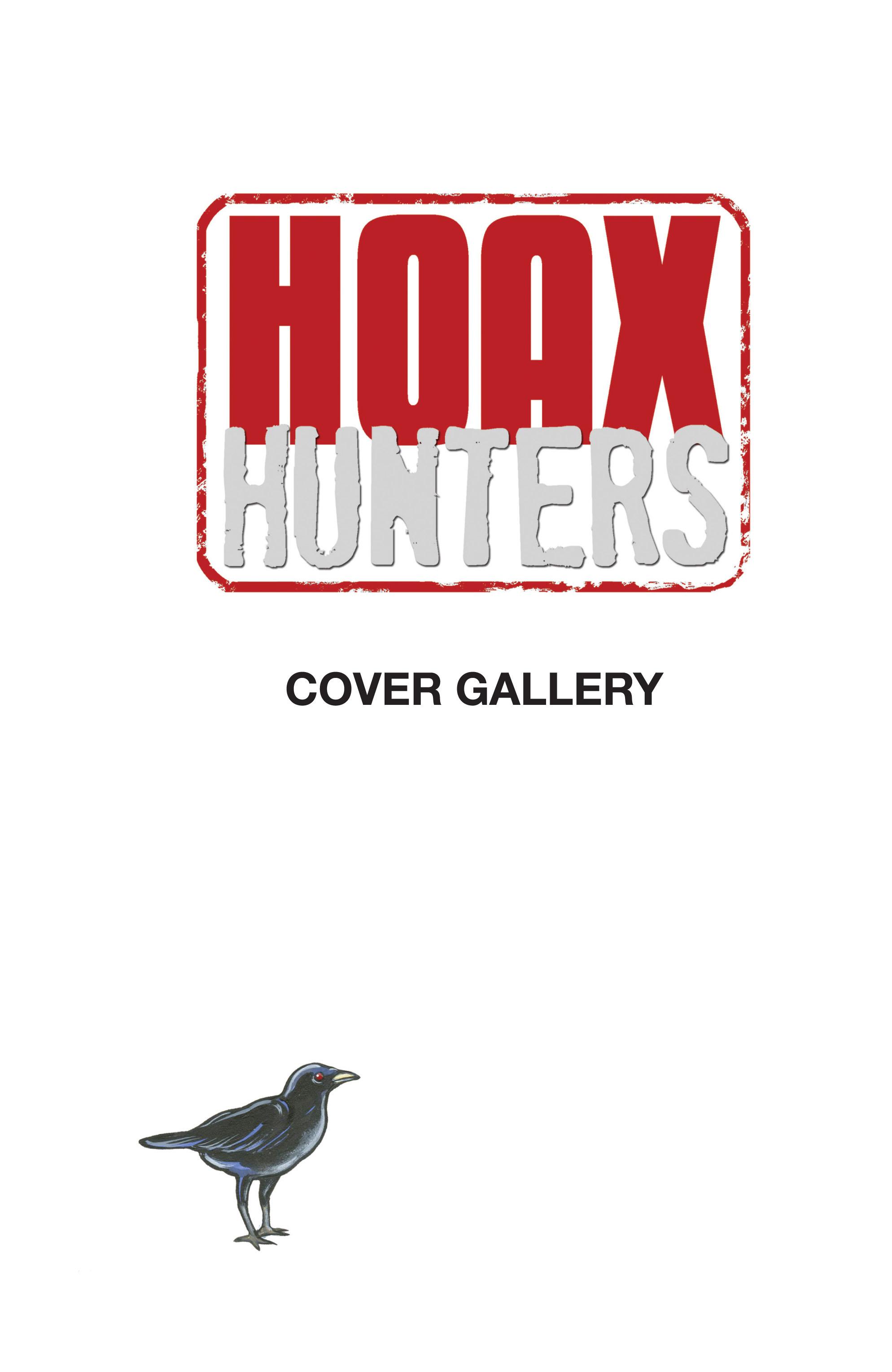 Read online Hoax Hunters (2012) comic -  Issue # TPB 2 - 99
