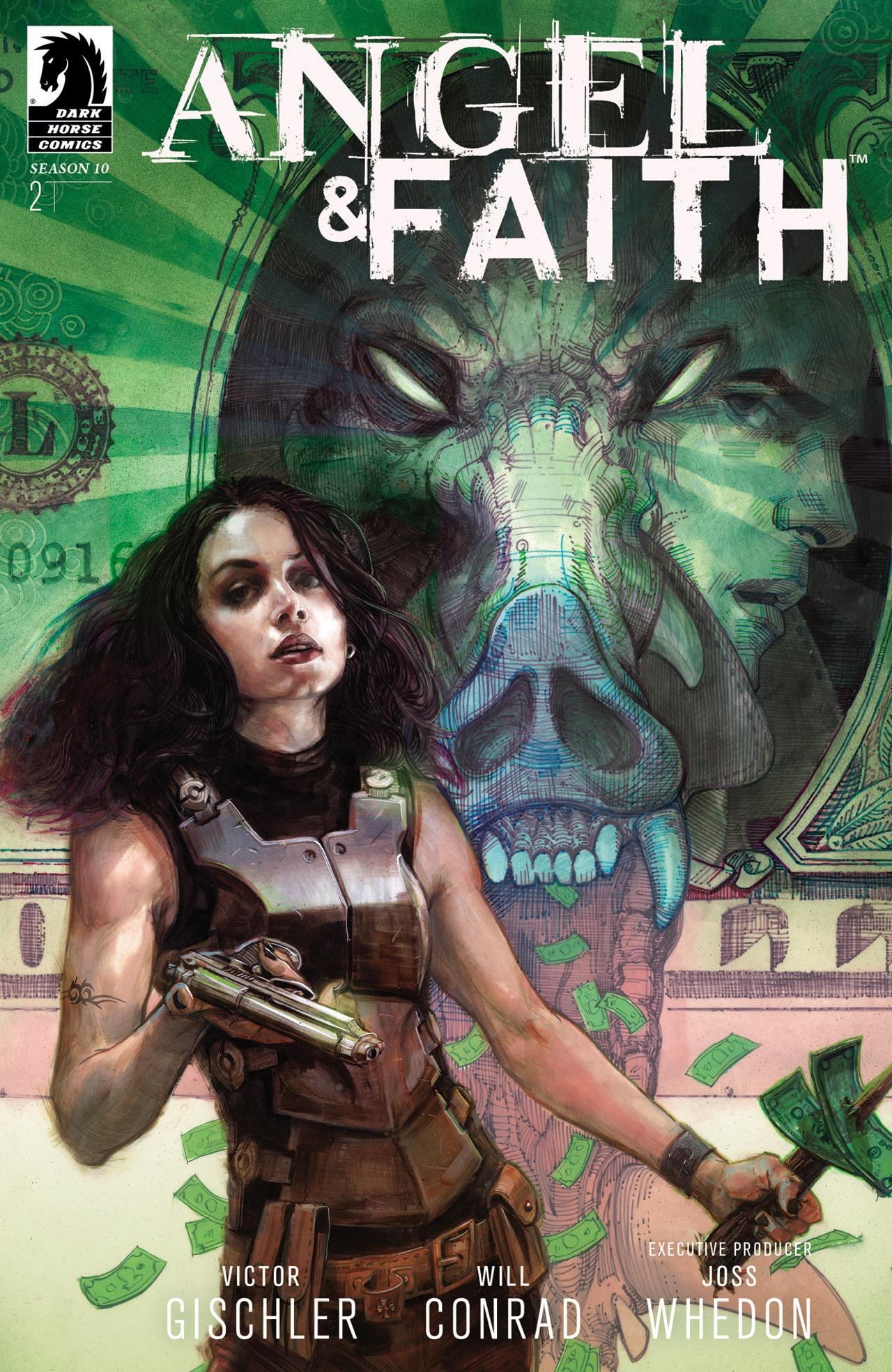 Read online Angel & Faith Season 10 comic -  Issue #2 - 1