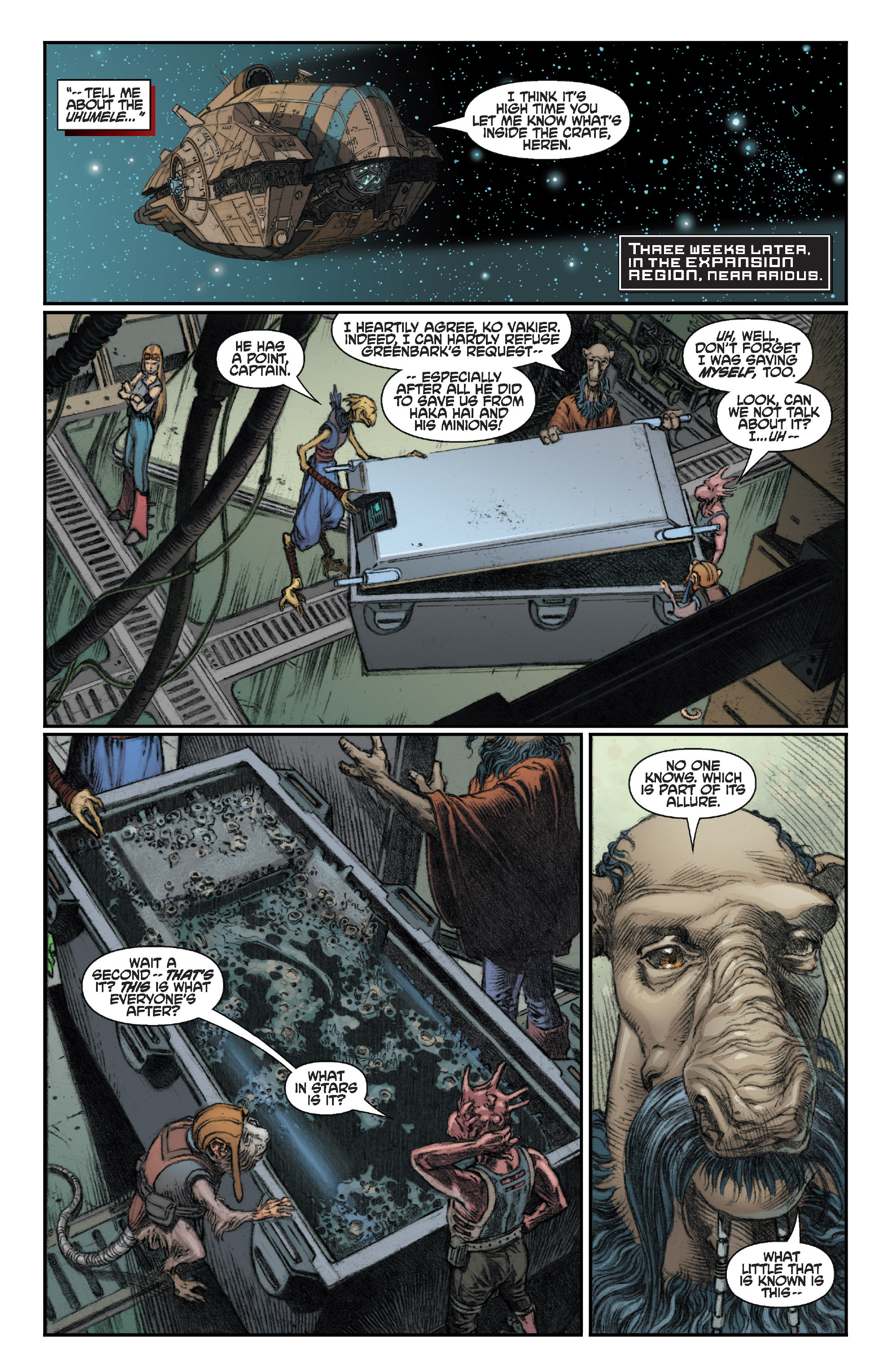 Read online Star Wars Omnibus comic -  Issue # Vol. 31 - 285