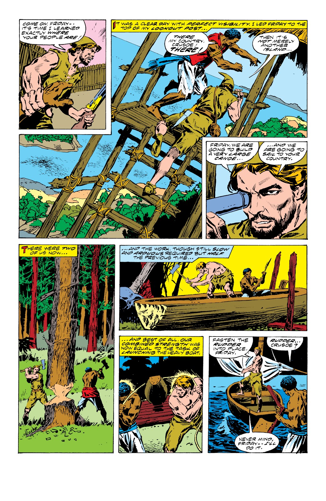 Marvel Classics Comics Series Featuring issue 19 - Page 37