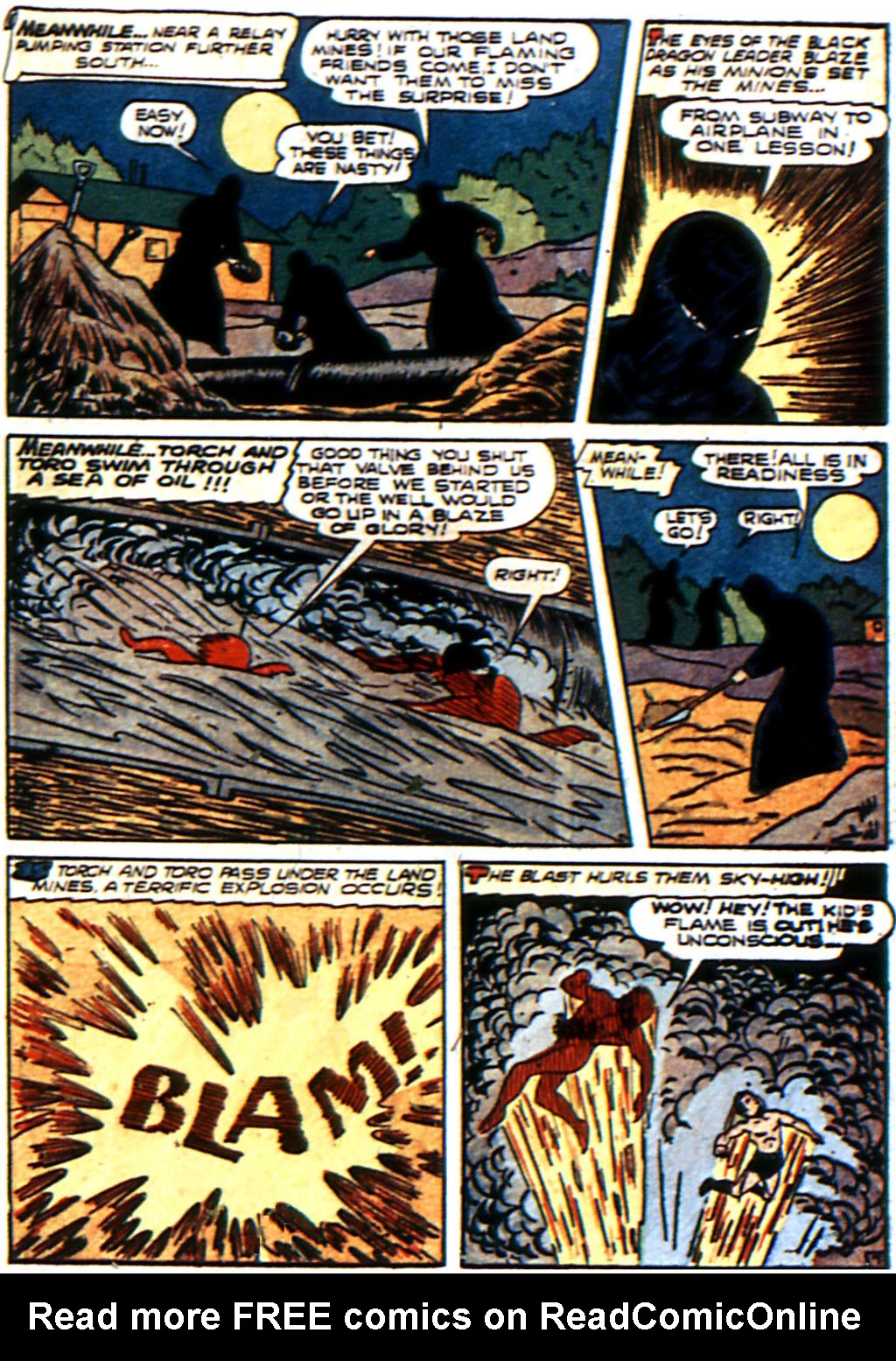 Read online All-Winners Comics comic -  Issue #3 - 10