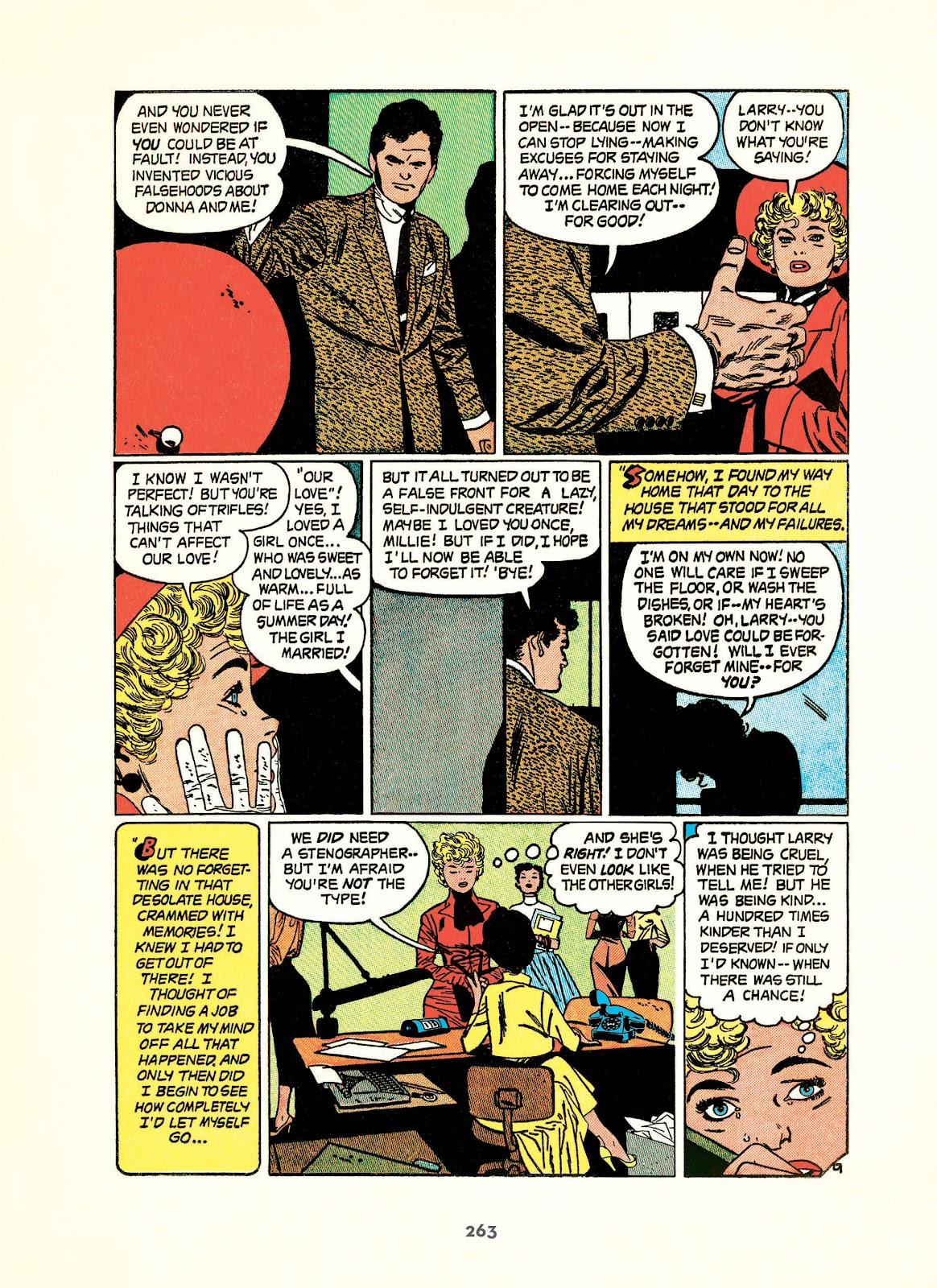 Read online Setting the Standard: Comics by Alex Toth 1952-1954 comic -  Issue # TPB (Part 3) - 64