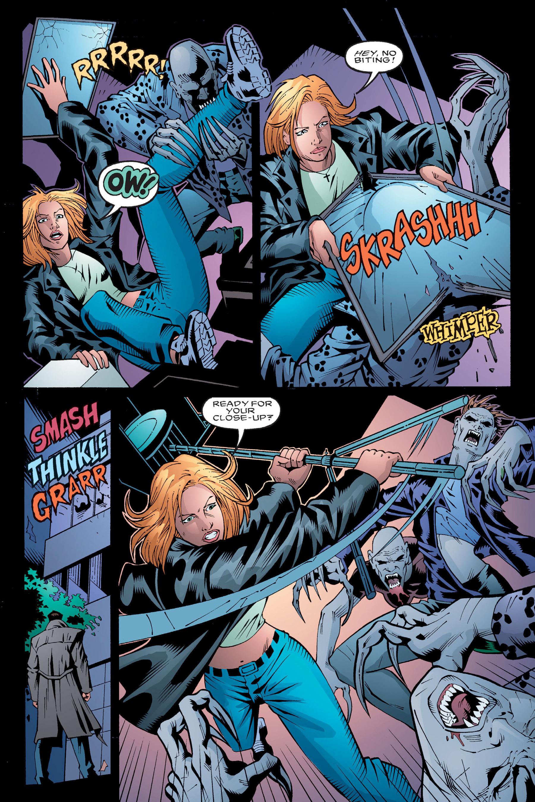 Read online Buffy the Vampire Slayer: Omnibus comic -  Issue # TPB 4 - 49