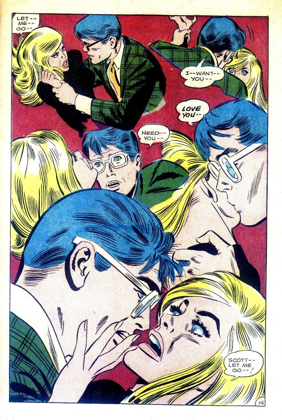 Read online Secret Hearts comic -  Issue #128 - 31