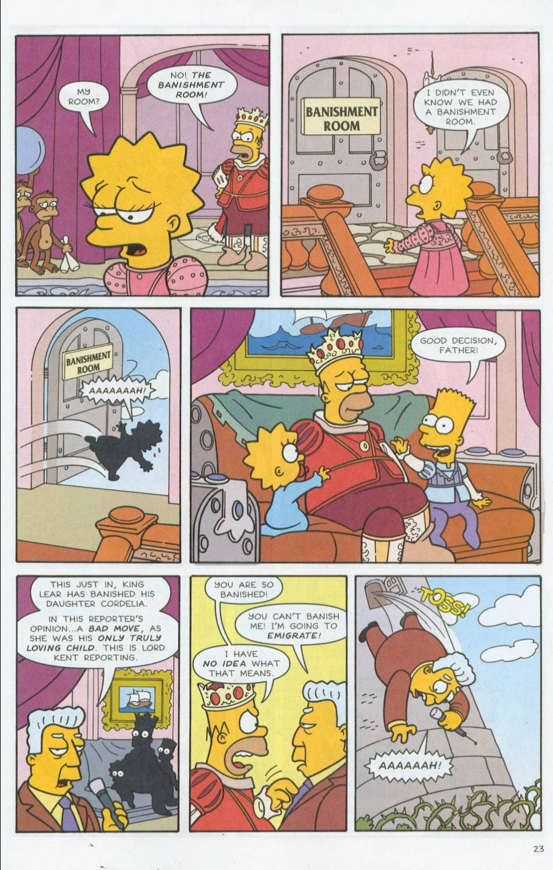 Read online Simpsons Comics comic -  Issue #76 - 24