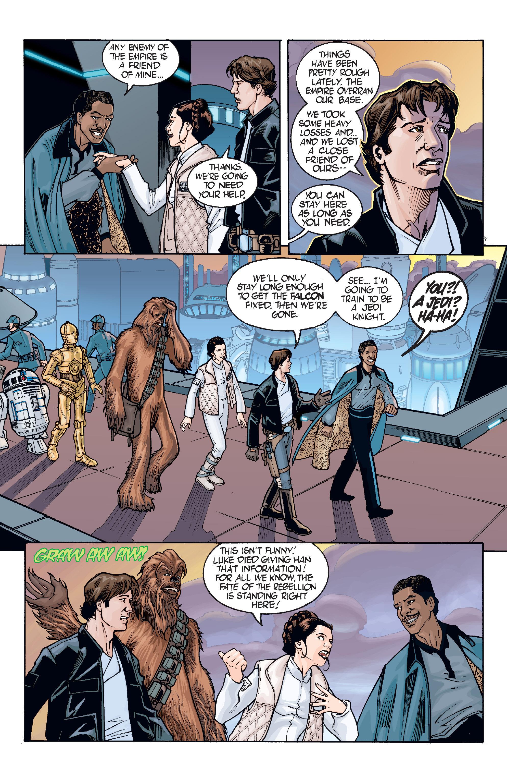 Read online Star Wars Omnibus comic -  Issue # Vol. 27 - 114