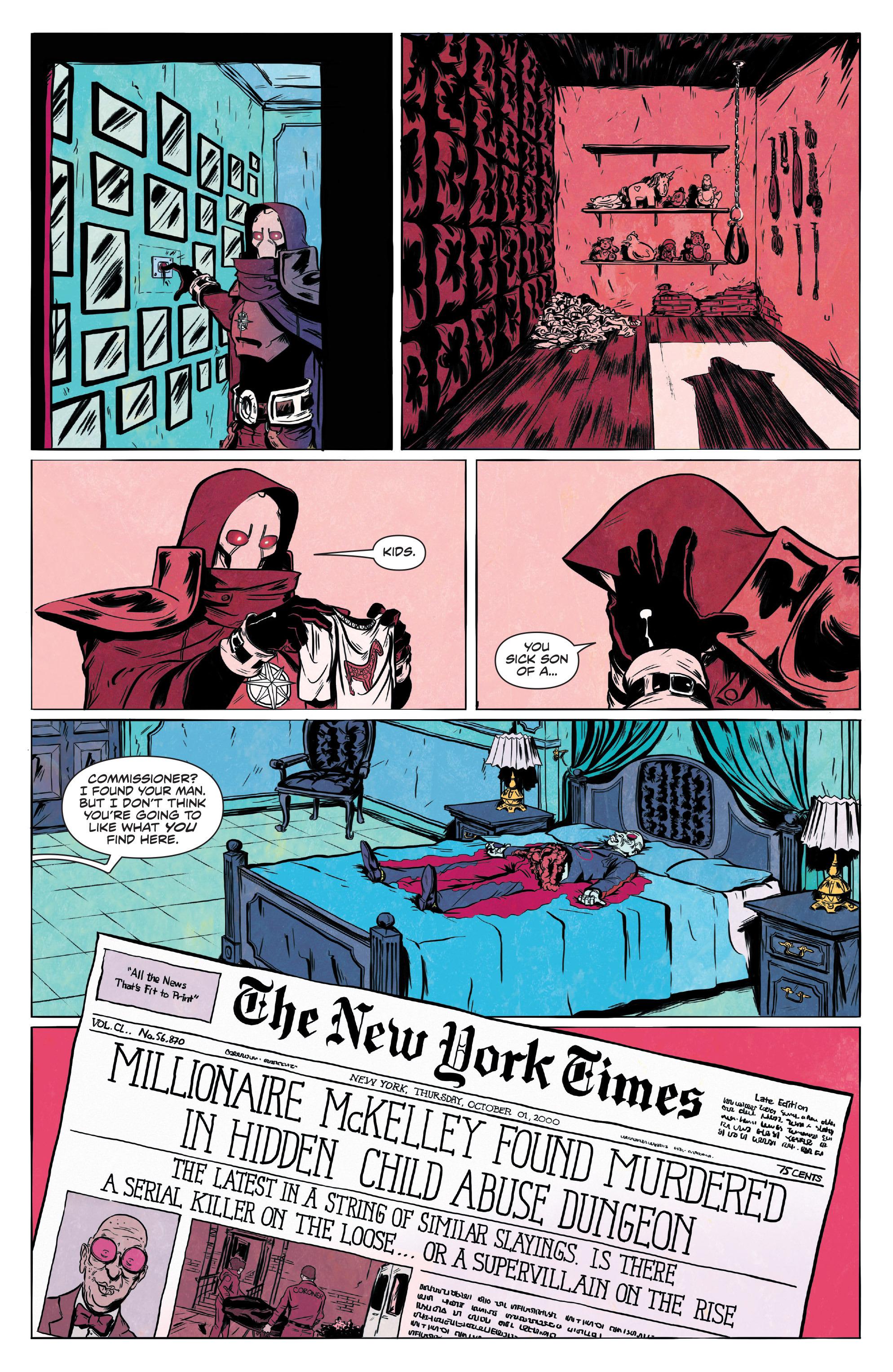 Read online Translucid comic -  Issue #2 - 17