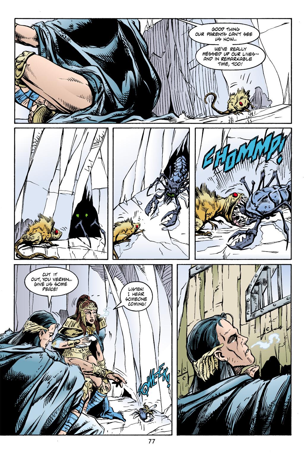 Read online Star Wars Omnibus comic -  Issue # Vol. 4 - 74