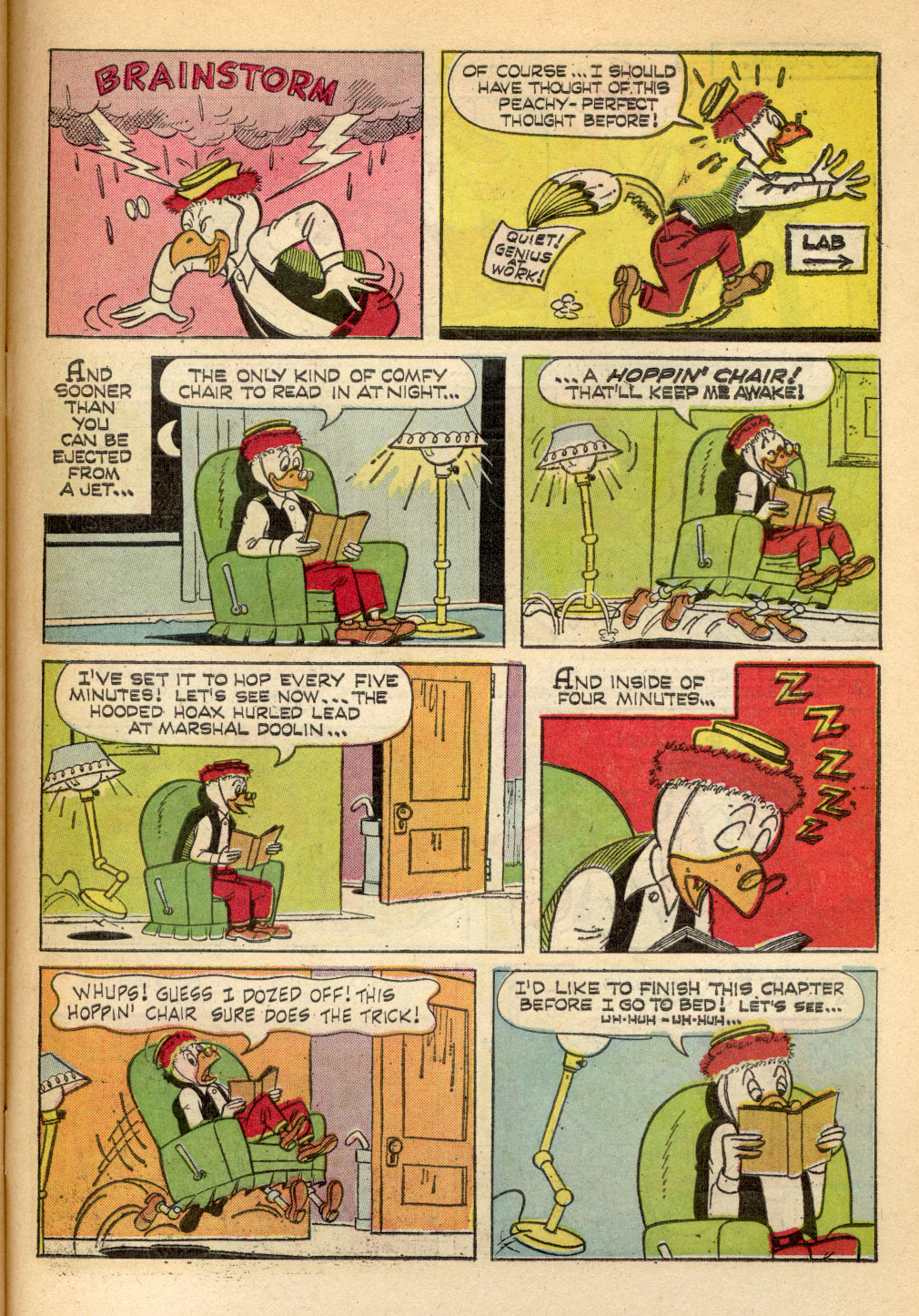 Read online Uncle Scrooge (1953) comic -  Issue #70 - 31