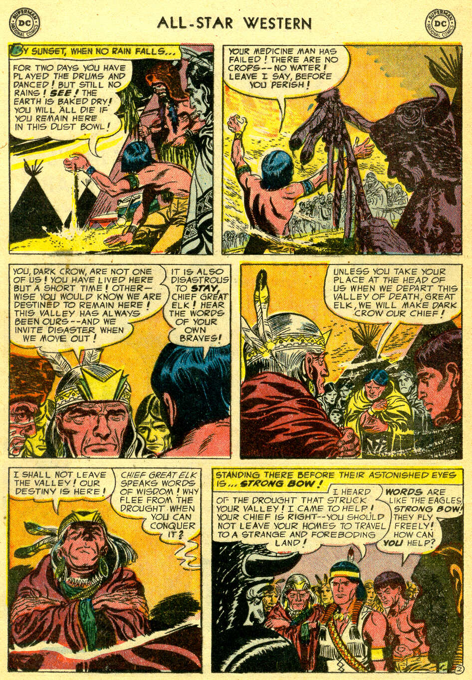 Read online All-Star Western (1951) comic -  Issue #78 - 12