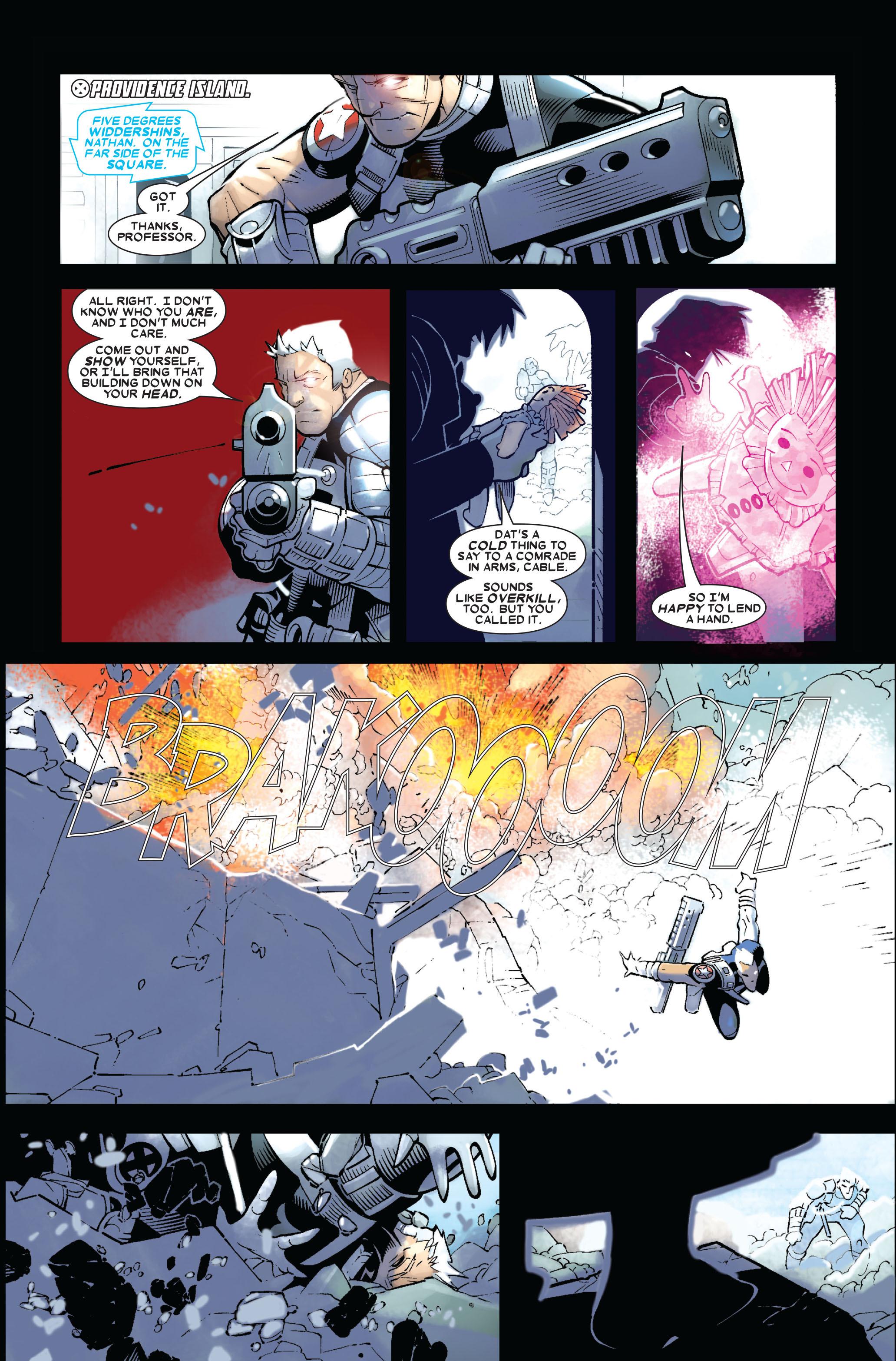 X-Men (1991) 200 Page 14