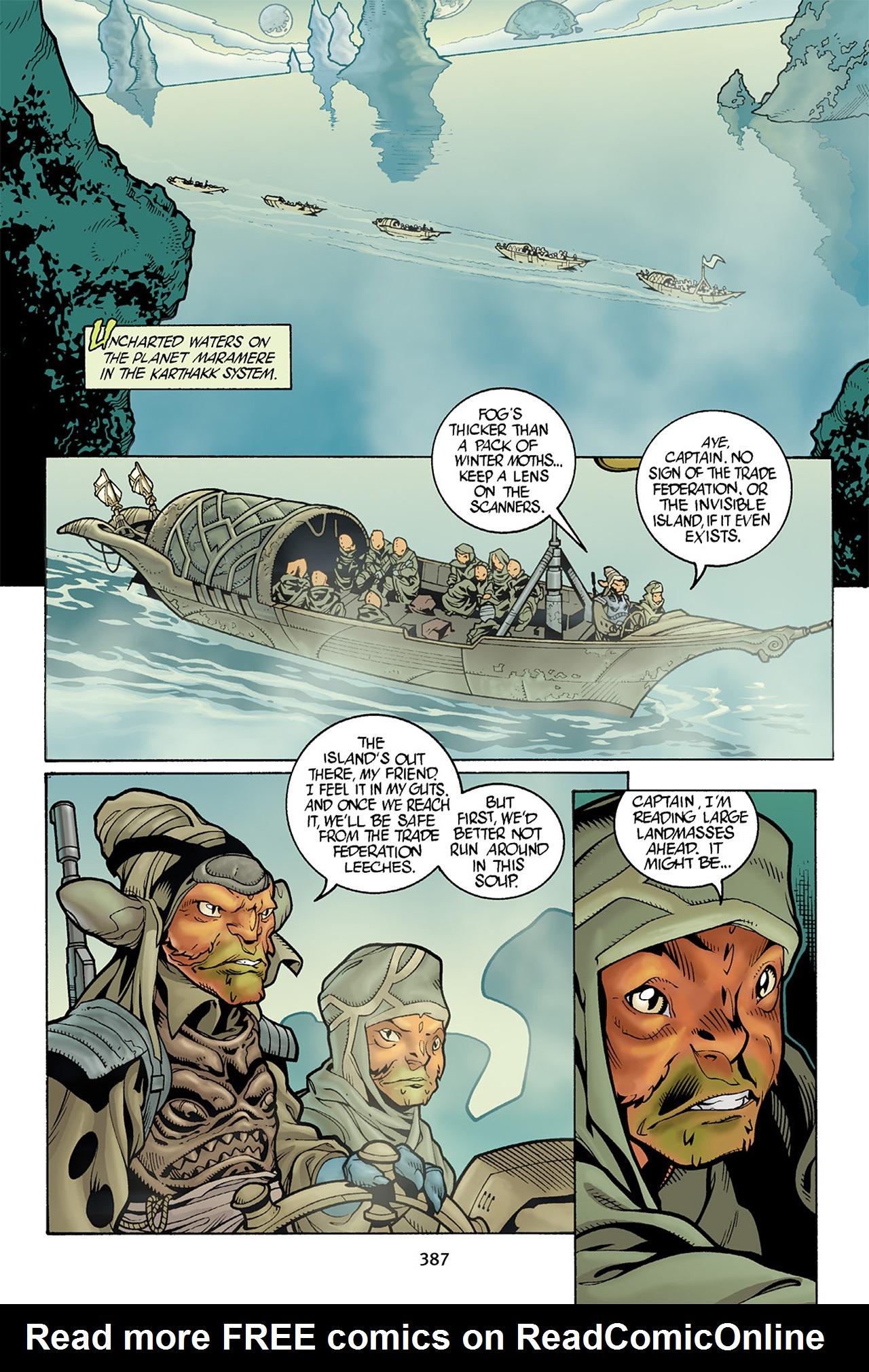 Read online Star Wars Omnibus comic -  Issue # Vol. 10 - 380