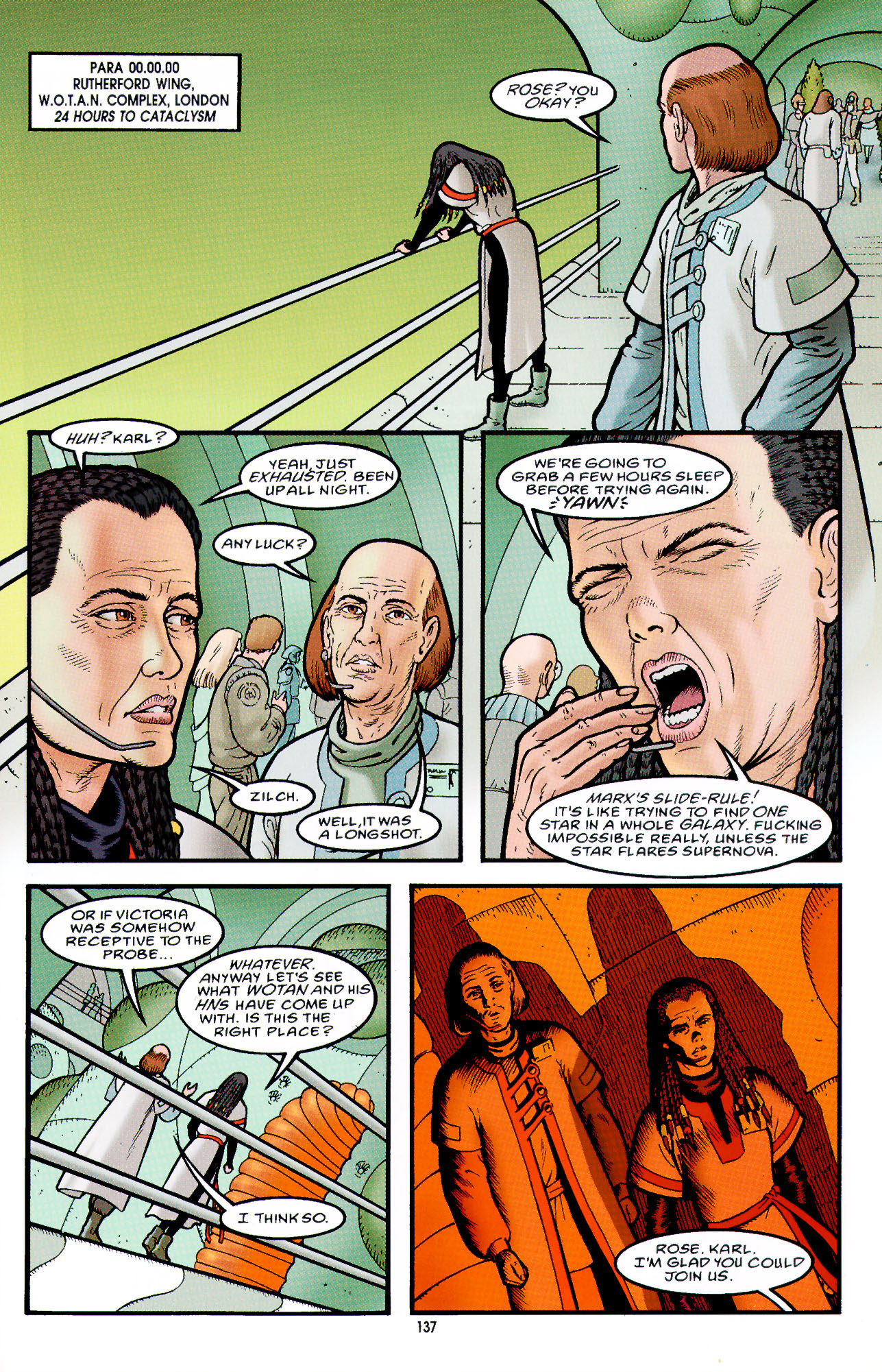 Read online Heart of Empire comic -  Issue #5 - 13
