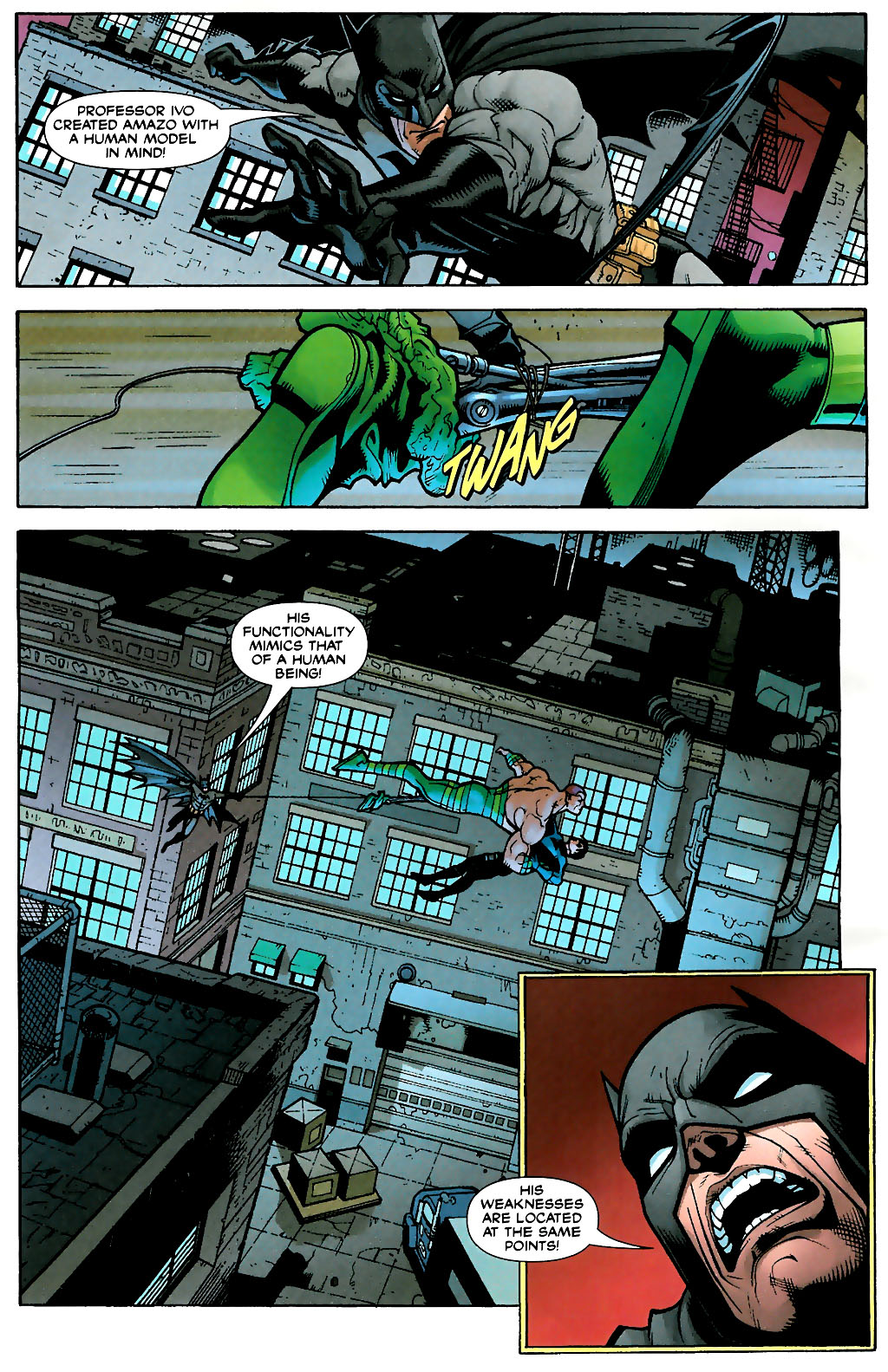 Batman: Under The Hood issue 3 - Page 11
