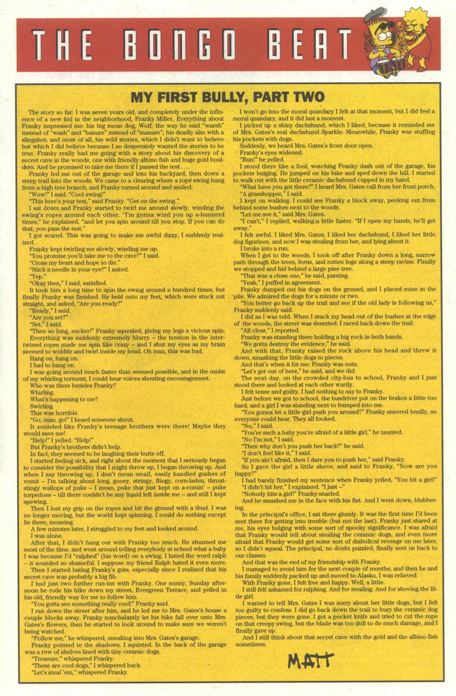 Read online Simpsons Comics comic -  Issue #16 - 23