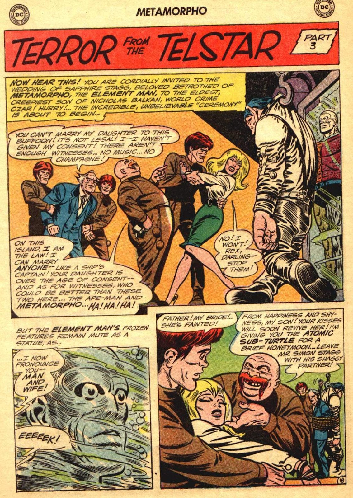 Metamorpho (1965) issue 2 - Page 20