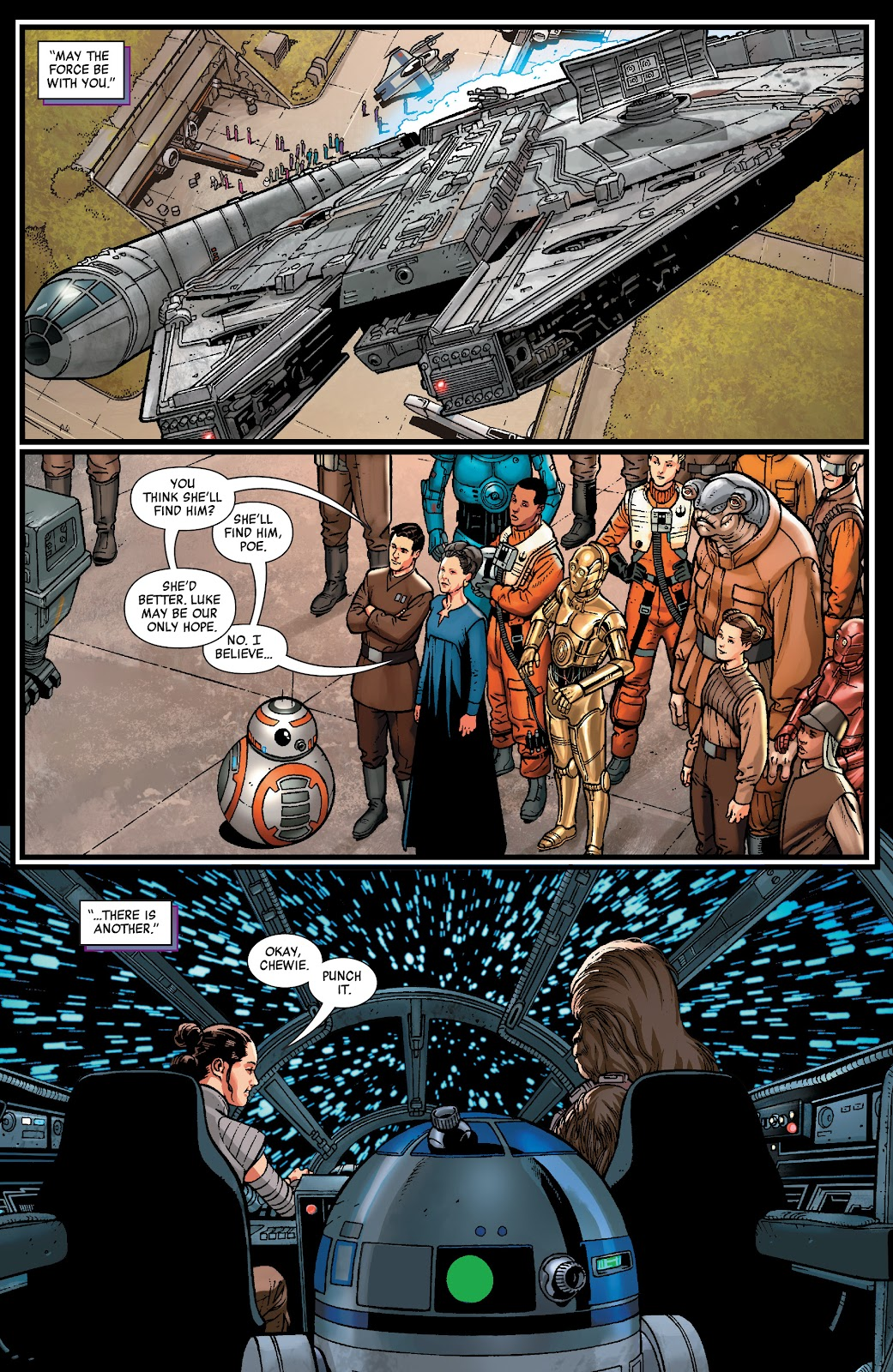 Read online Star Wars: Age of Republic: Heroes comic -  Issue # TPB - 76
