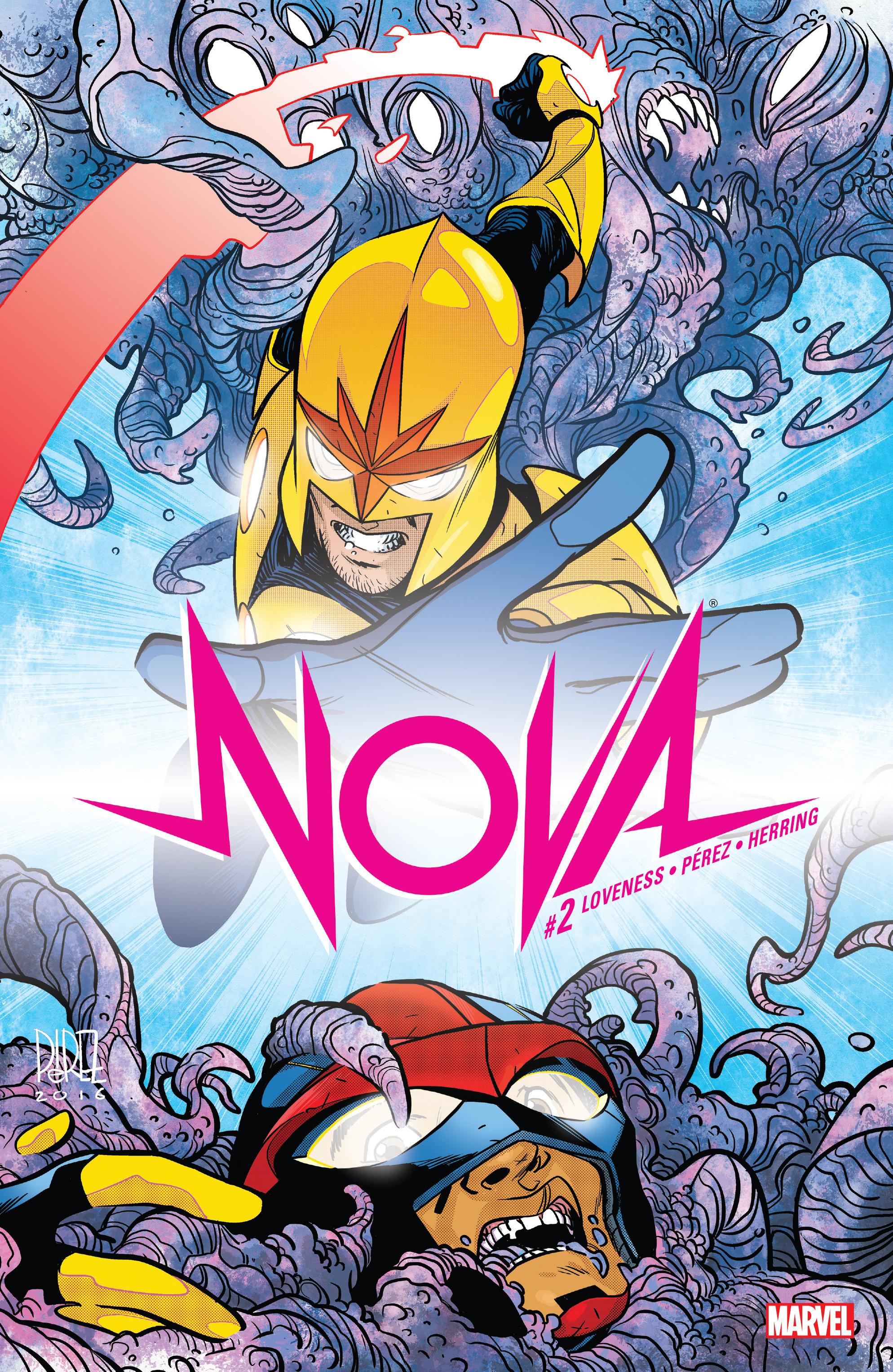 Nova (2017) issue 2 - Page 1