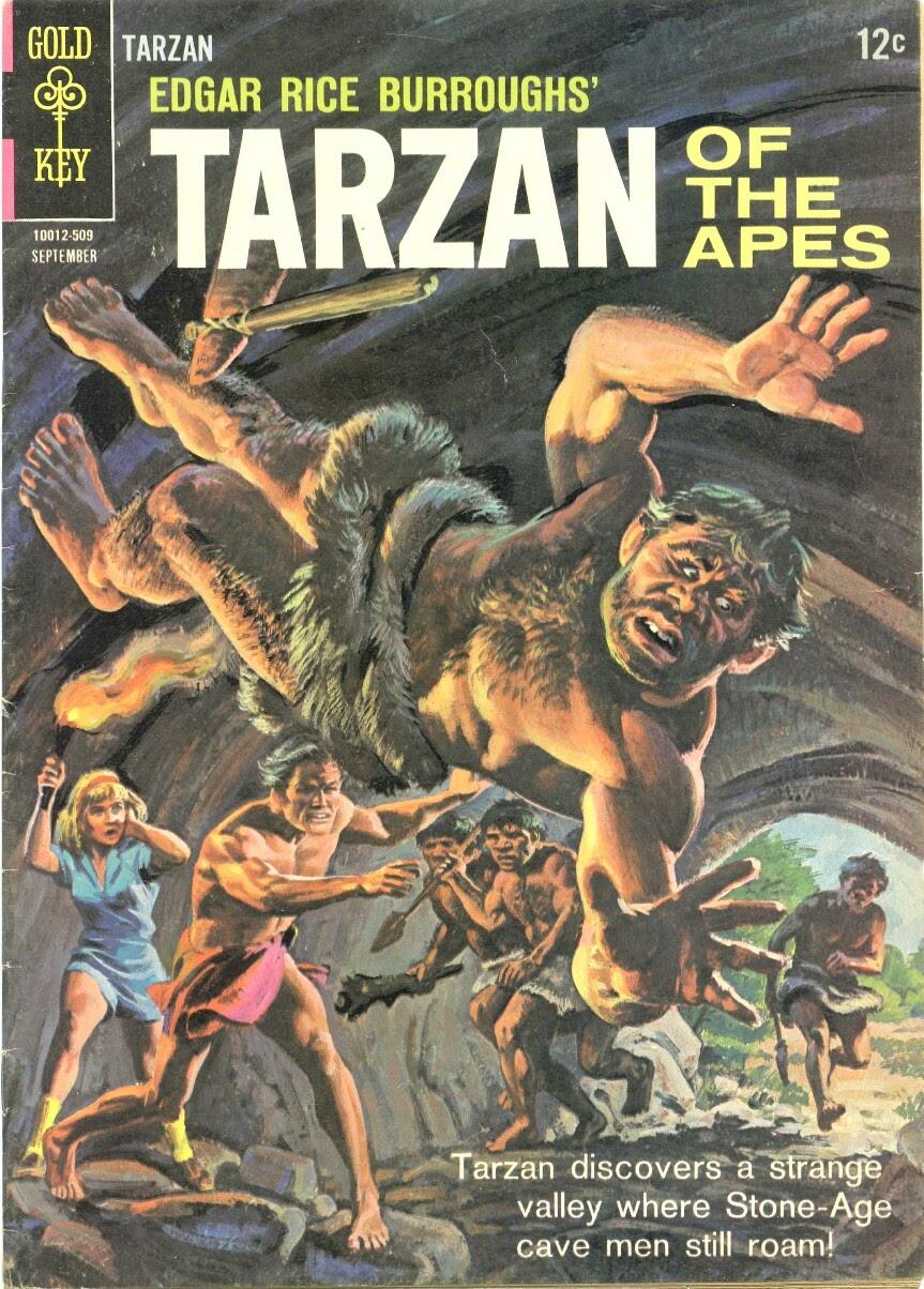 Tarzan (1962) issue 152 - Page 1
