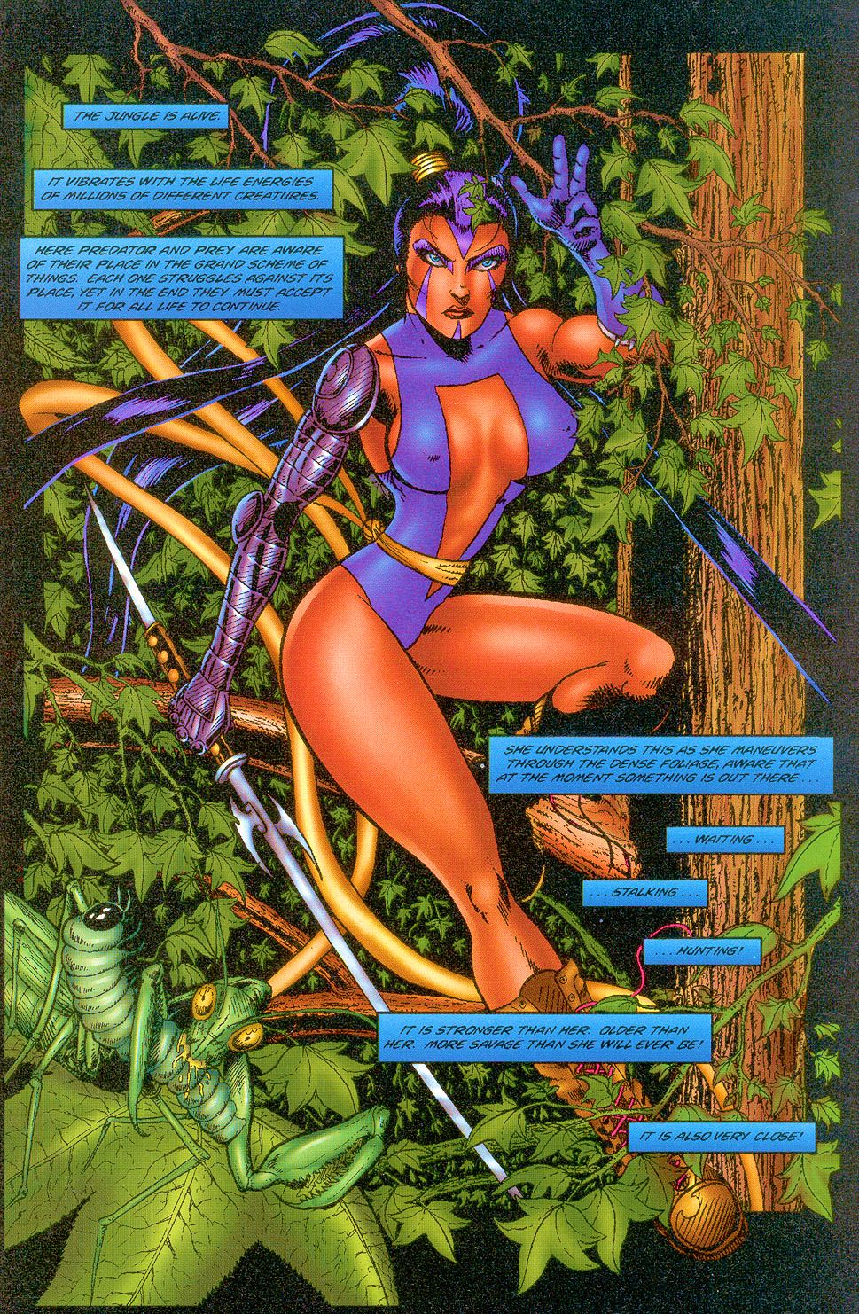 Read online Sisters of Mercy comic -  Issue #2 - 3