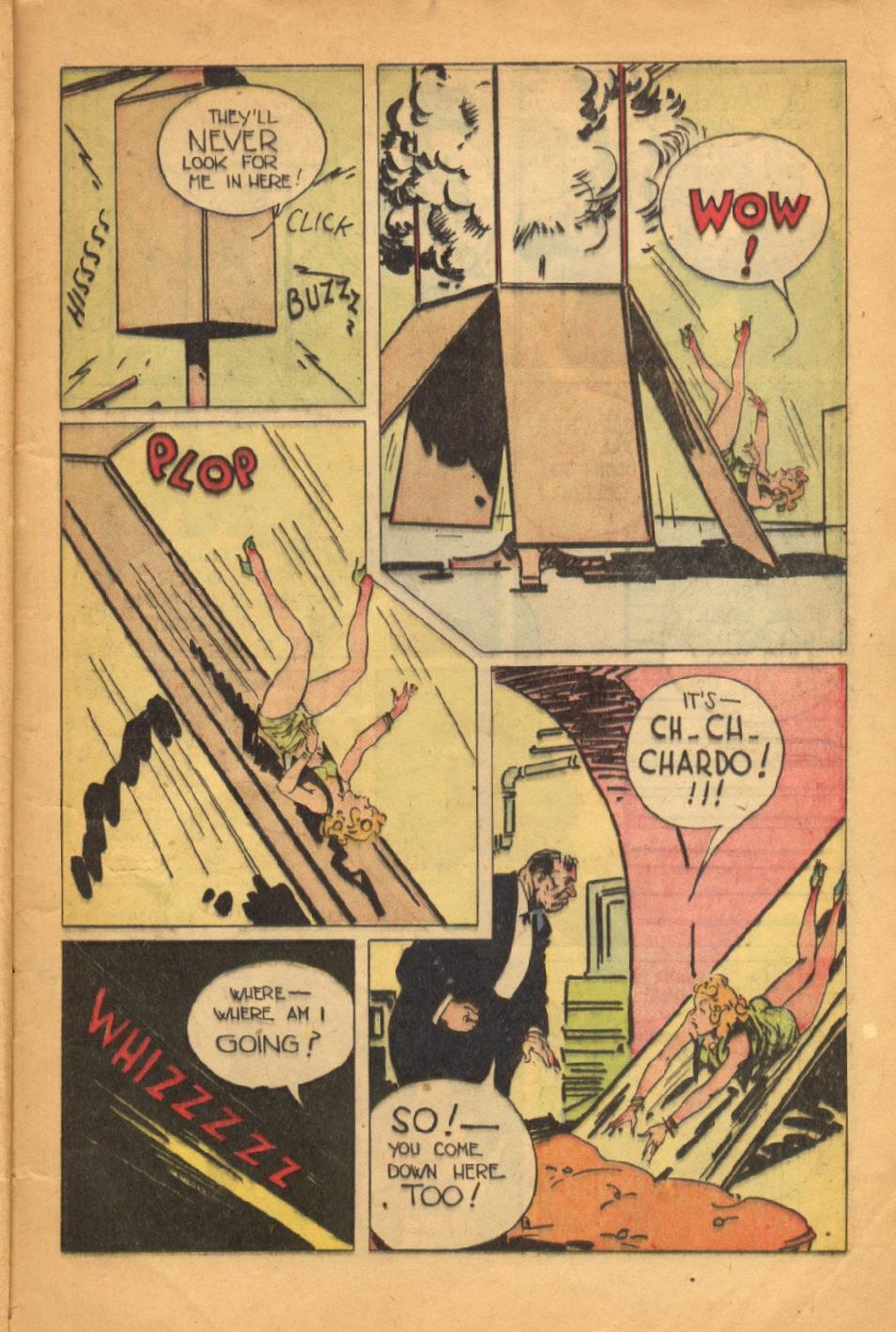 Read online Super-Magician Comics comic -  Issue #52 - 14