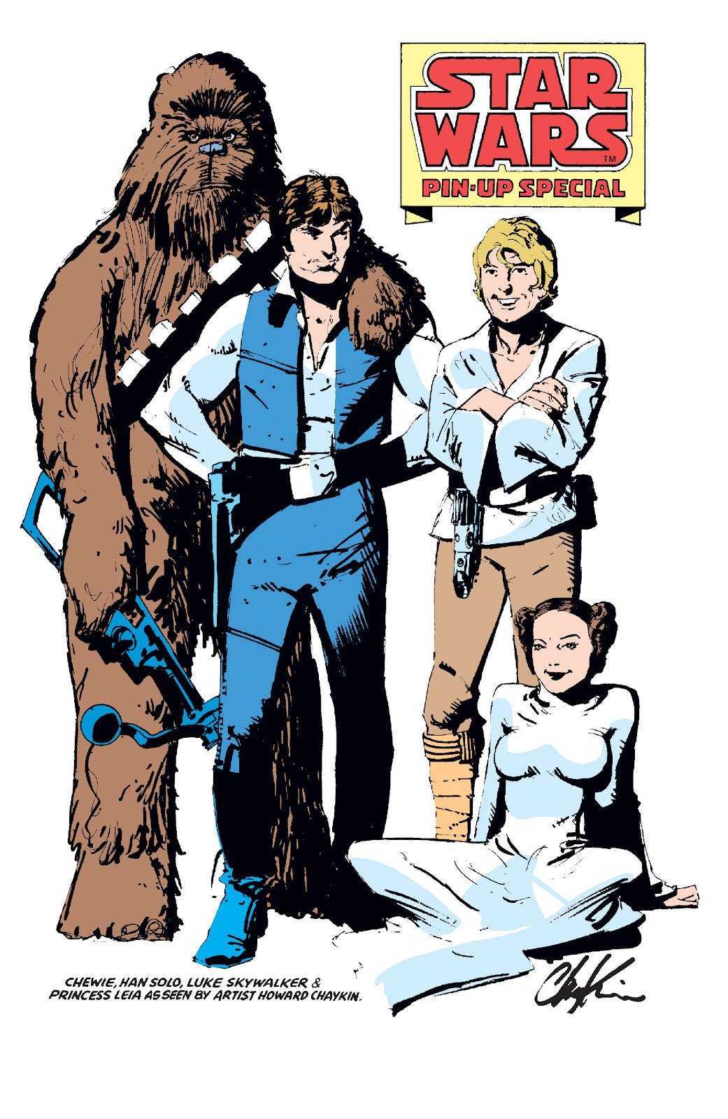 Read online Star Wars Legends: The Original Marvel Years - Epic Collection comic -  Issue # TPB 1 (Part 2) - 71