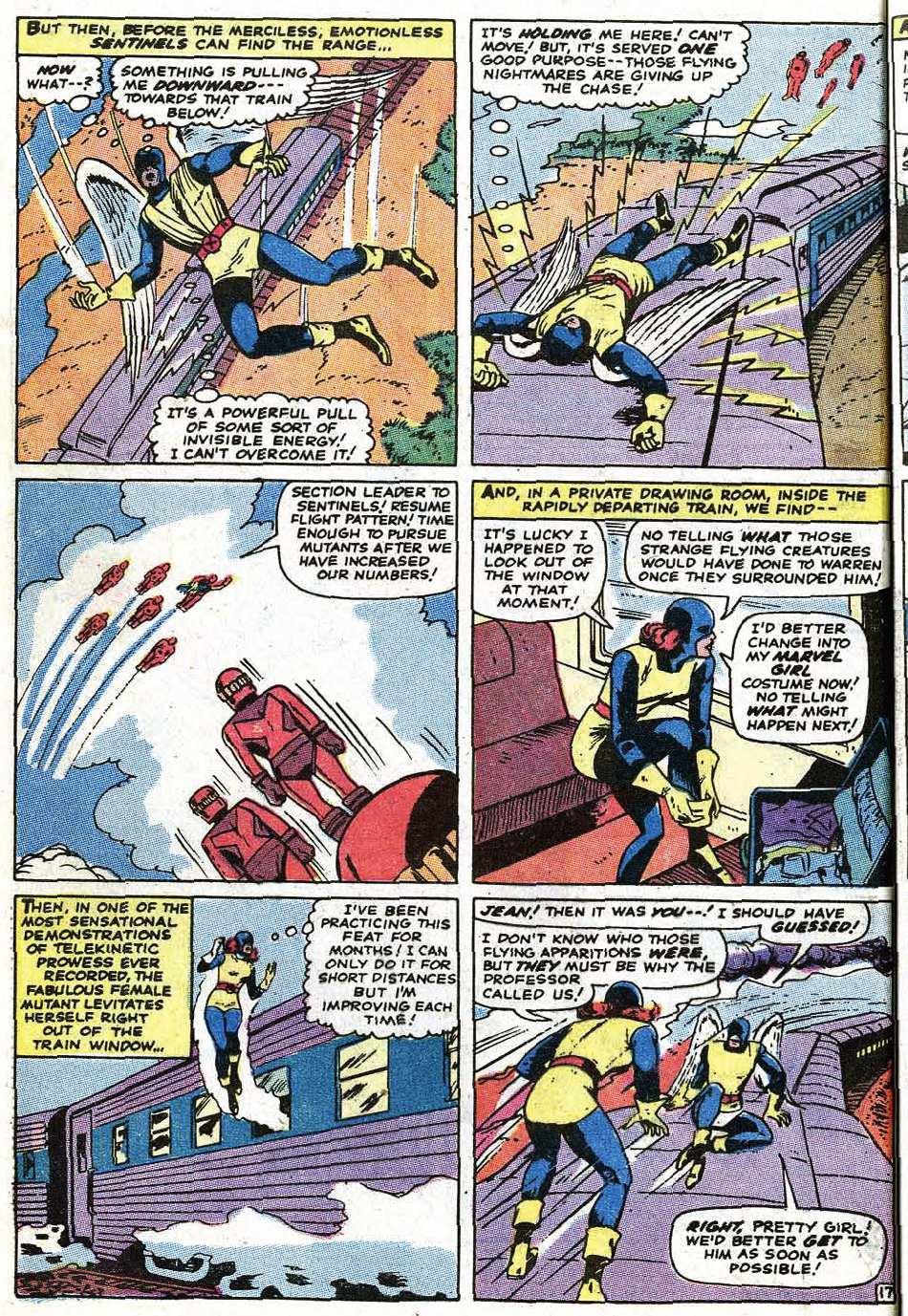 Uncanny X-Men (1963) 68 Page 21