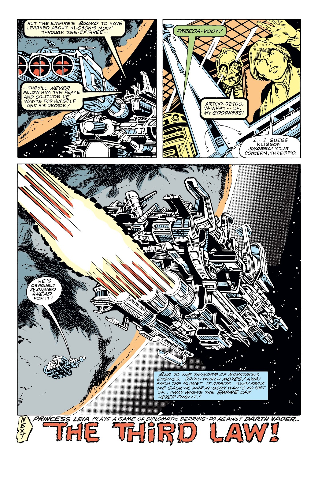Read online Star Wars Legends: The Original Marvel Years - Epic Collection comic -  Issue # TPB 3 (Part 2) - 81