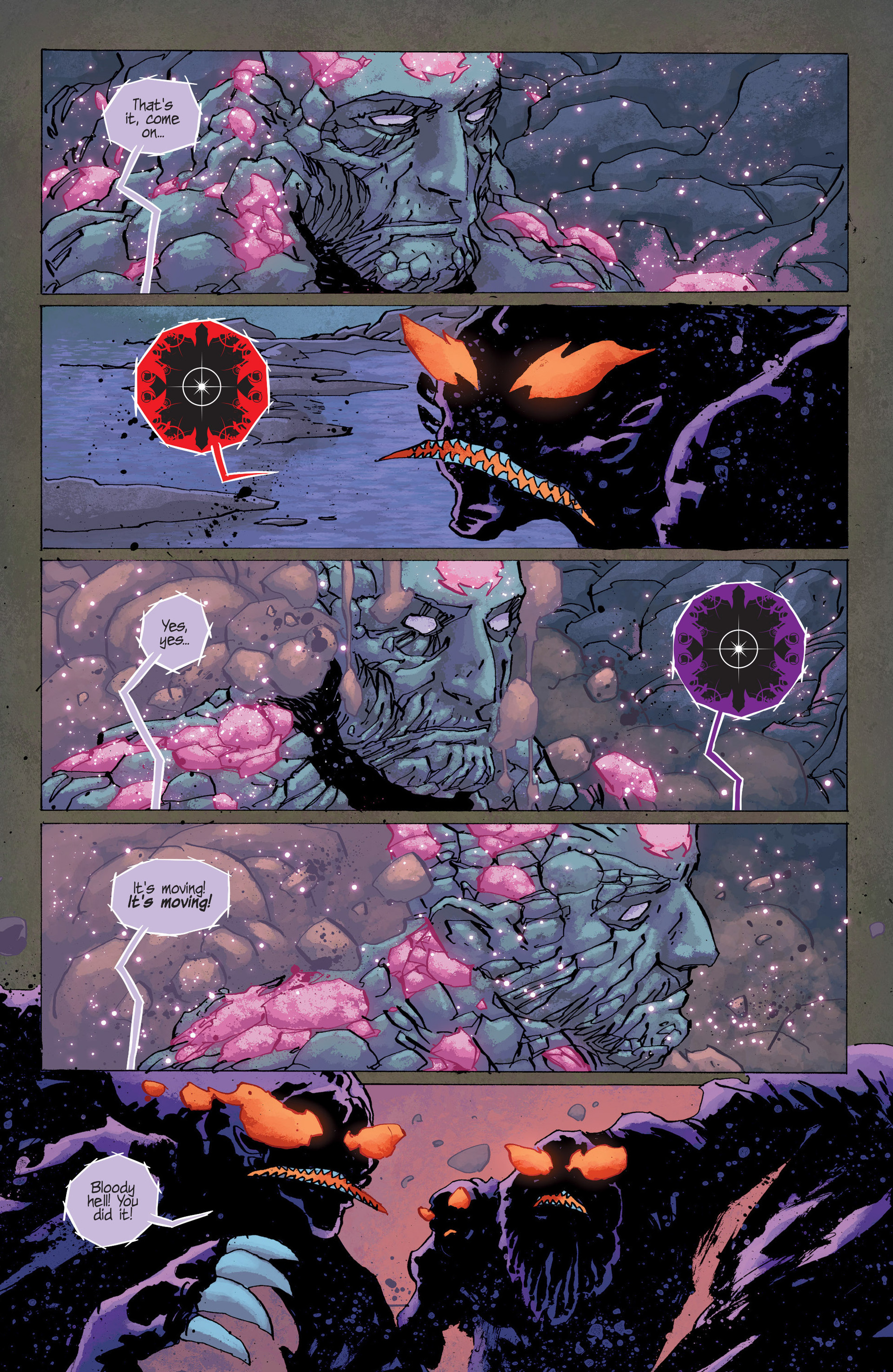 Read online Umbral comic -  Issue #10 - 12