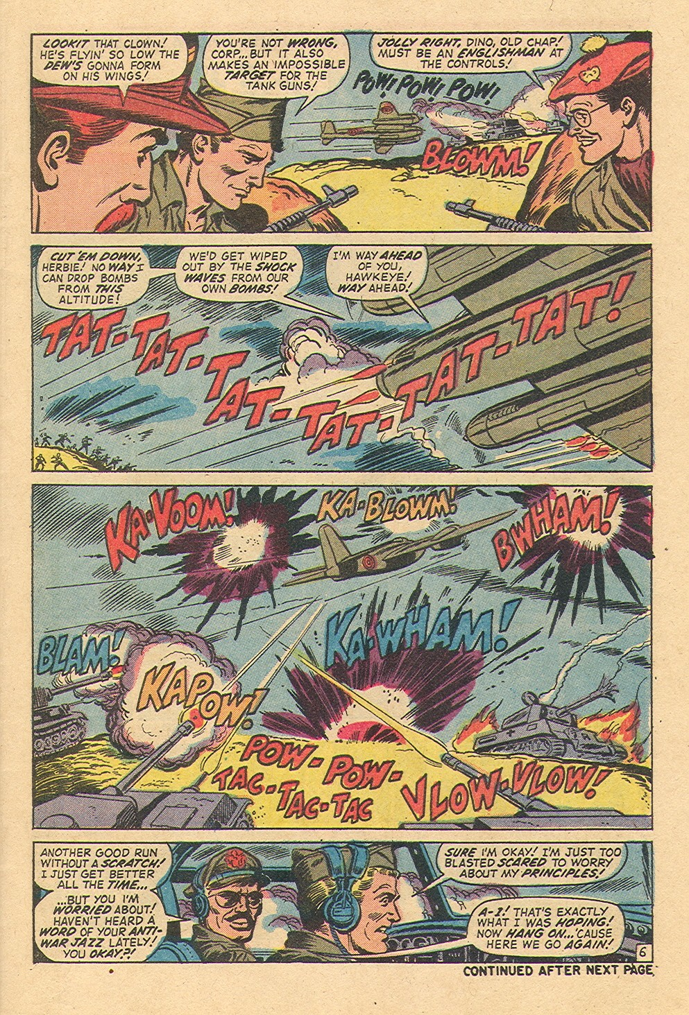 Read online Sgt. Fury comic -  Issue #97 - 9