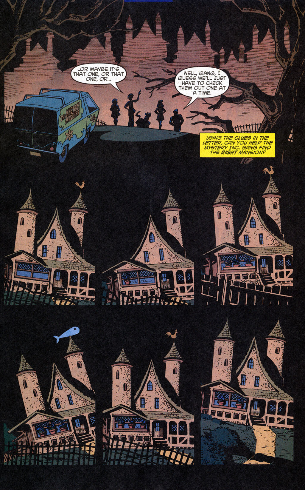 Read online Scooby-Doo (1997) comic -  Issue #98 - 14