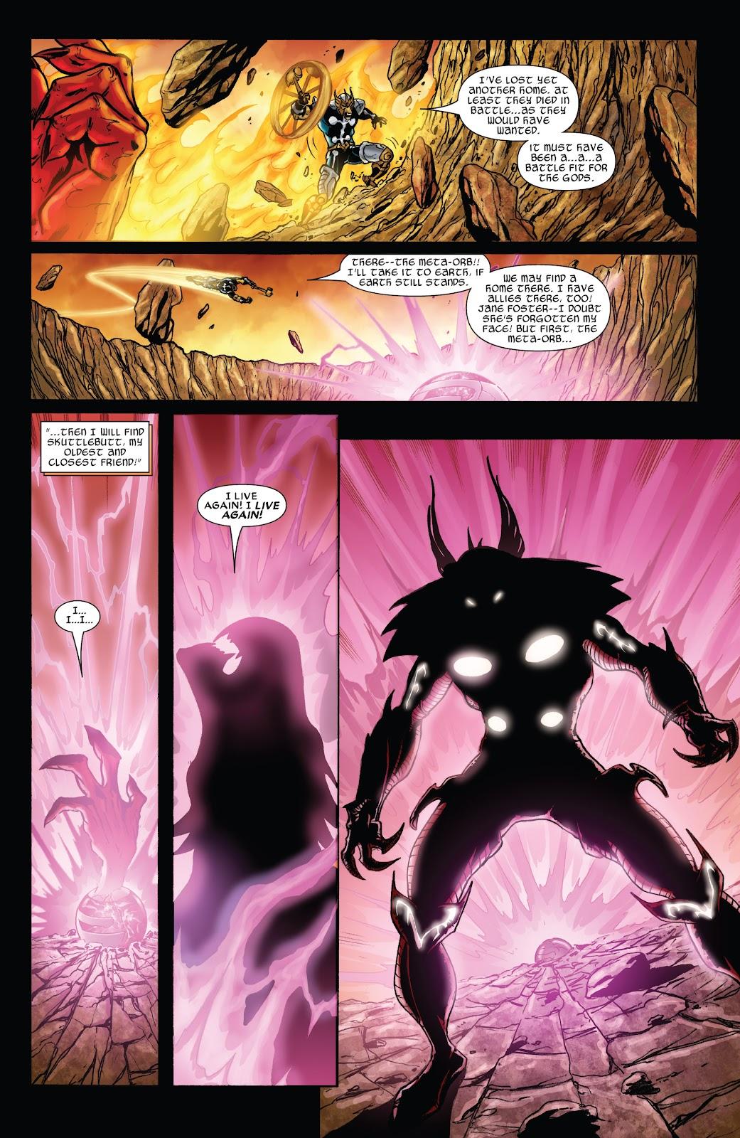 Read online Thor: Ragnaroks comic -  Issue # TPB (Part 4) - 61