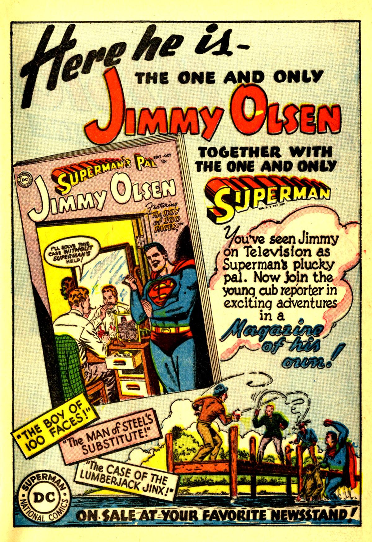 Read online Detective Comics (1937) comic -  Issue #211 - 33