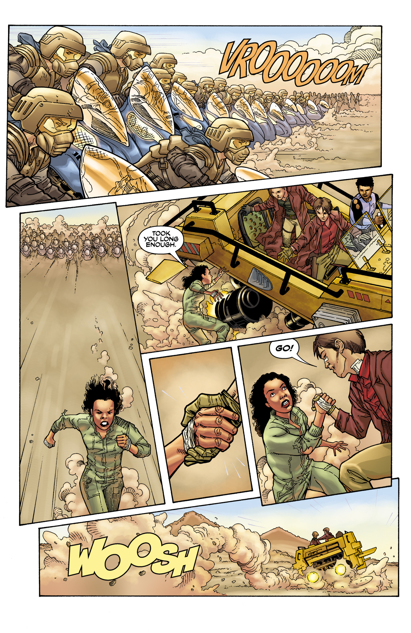 Read online Serenity: Firefly Class 03-K64  Leaves on the Wind comic -  Issue #6 - 14