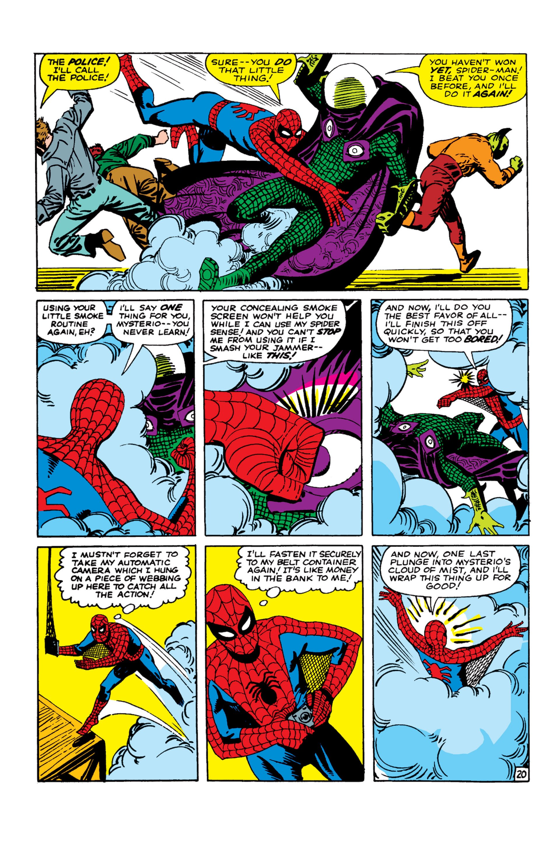 The Amazing Spider-Man (1963) 13 Page 20