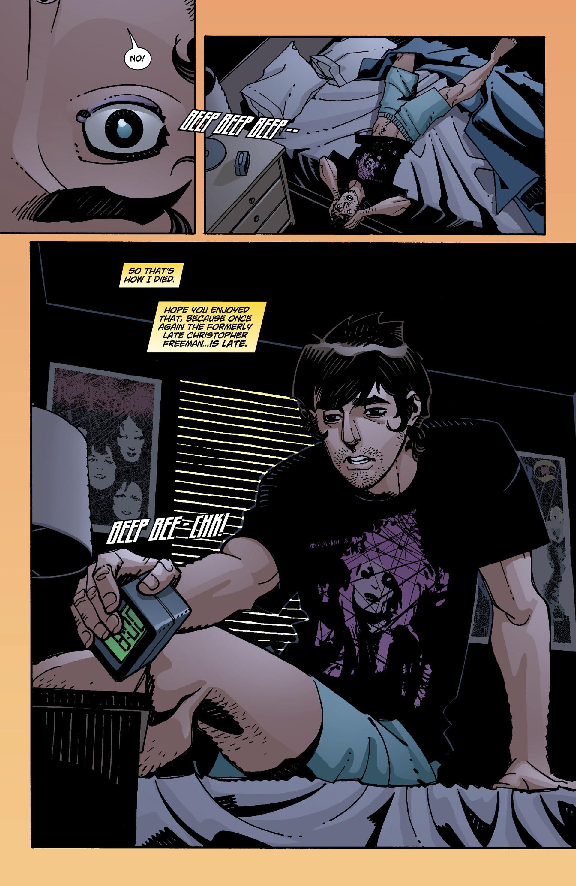 Read online National Comics: Eternity comic -  Issue # Full - 5