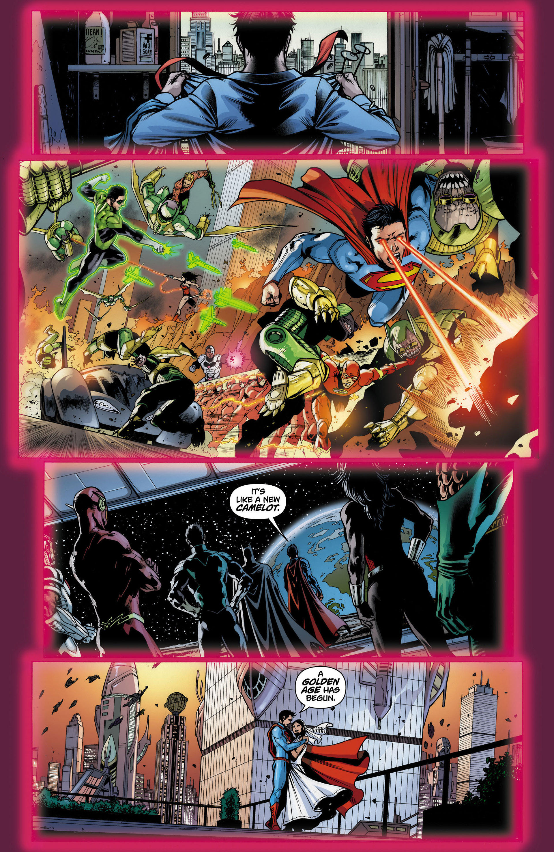 Read online Action Comics (2011) comic -  Issue #12 - 3