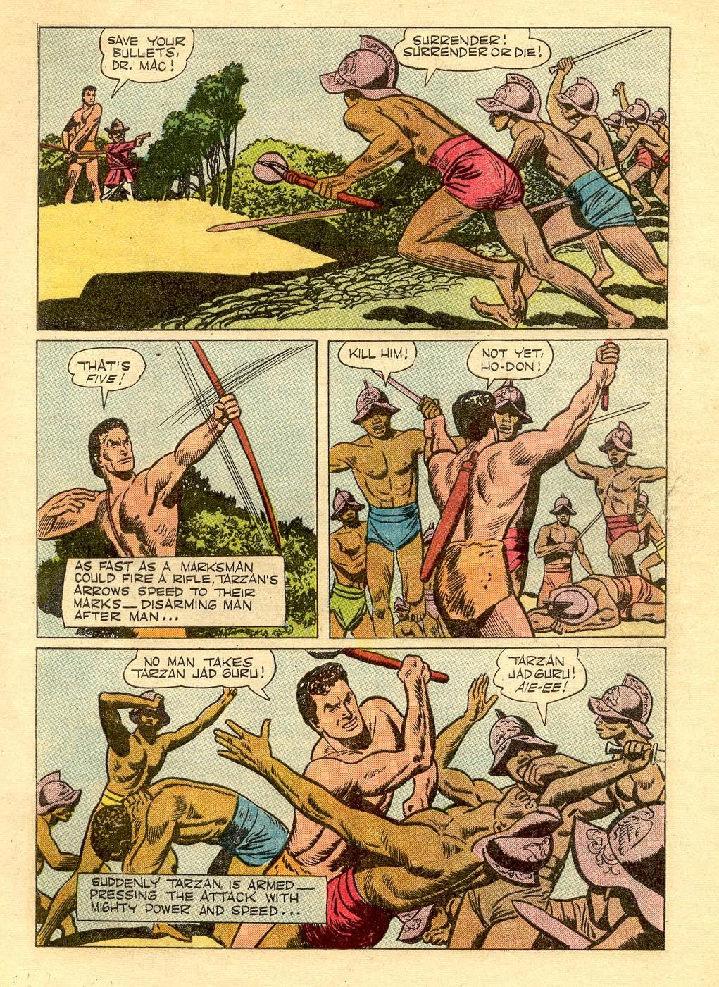 Tarzan (1948) issue 62 - Page 6