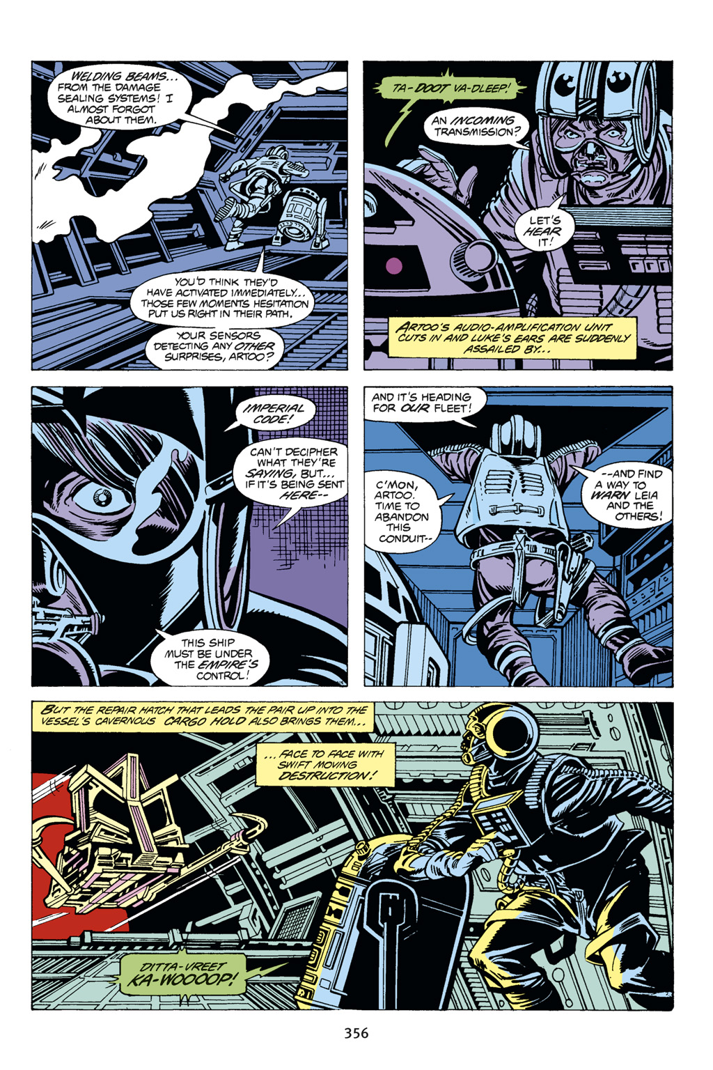 Read online Star Wars Omnibus comic -  Issue # Vol. 14 - 353