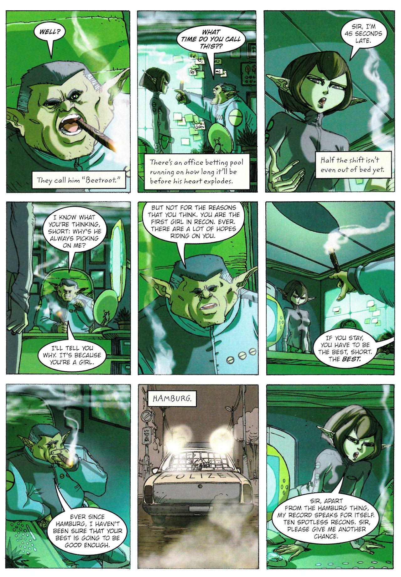Read online Artemis Fowl: The Graphic Novel comic -  Issue #Artemis Fowl: The Graphic Novel Full - 23