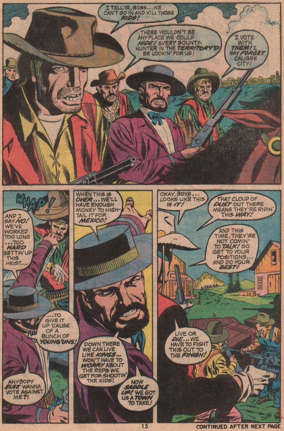 The Outlaw Kid (1970) issue 14 - Page 17