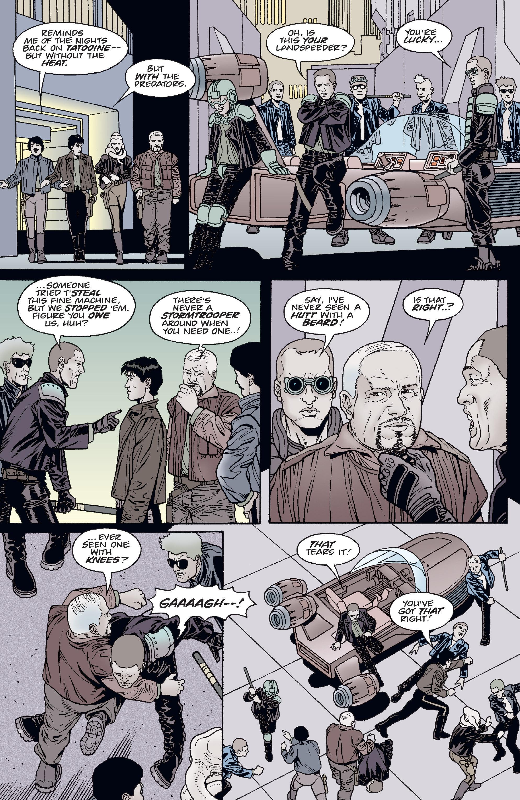 Read online Star Wars Omnibus comic -  Issue # Vol. 22 - 11