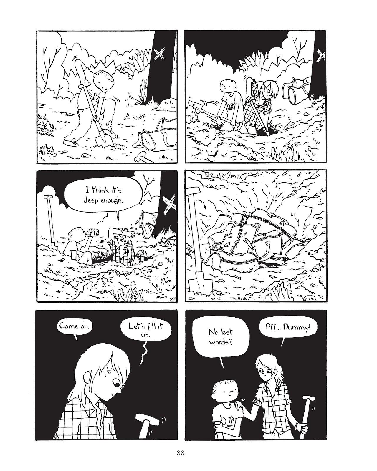 Read online Bastard comic -  Issue # TPB (Part 1) - 41