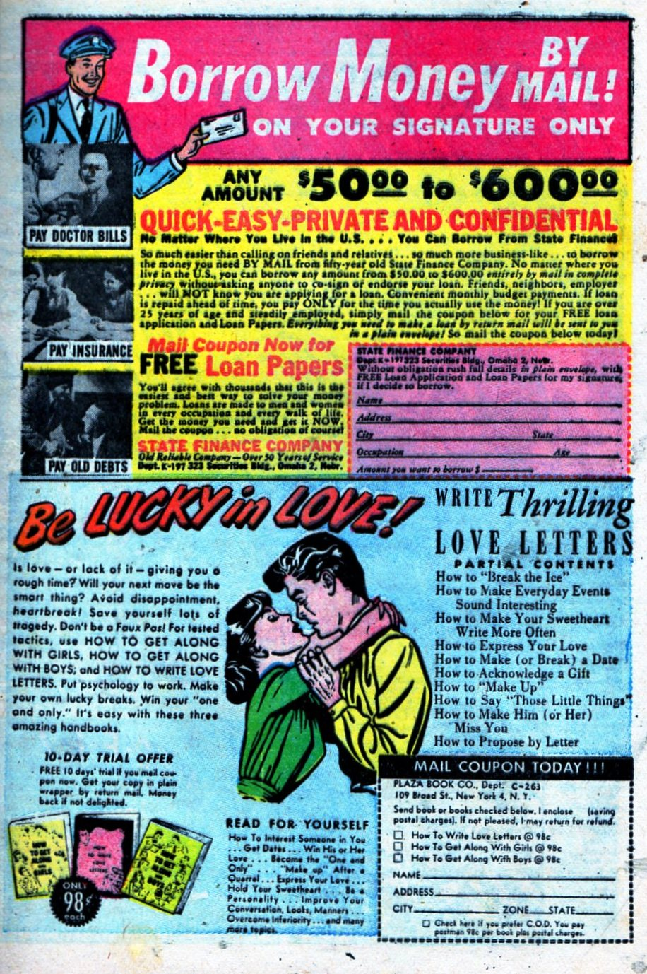 Read online Adventures into Weird Worlds comic -  Issue #27 - 10